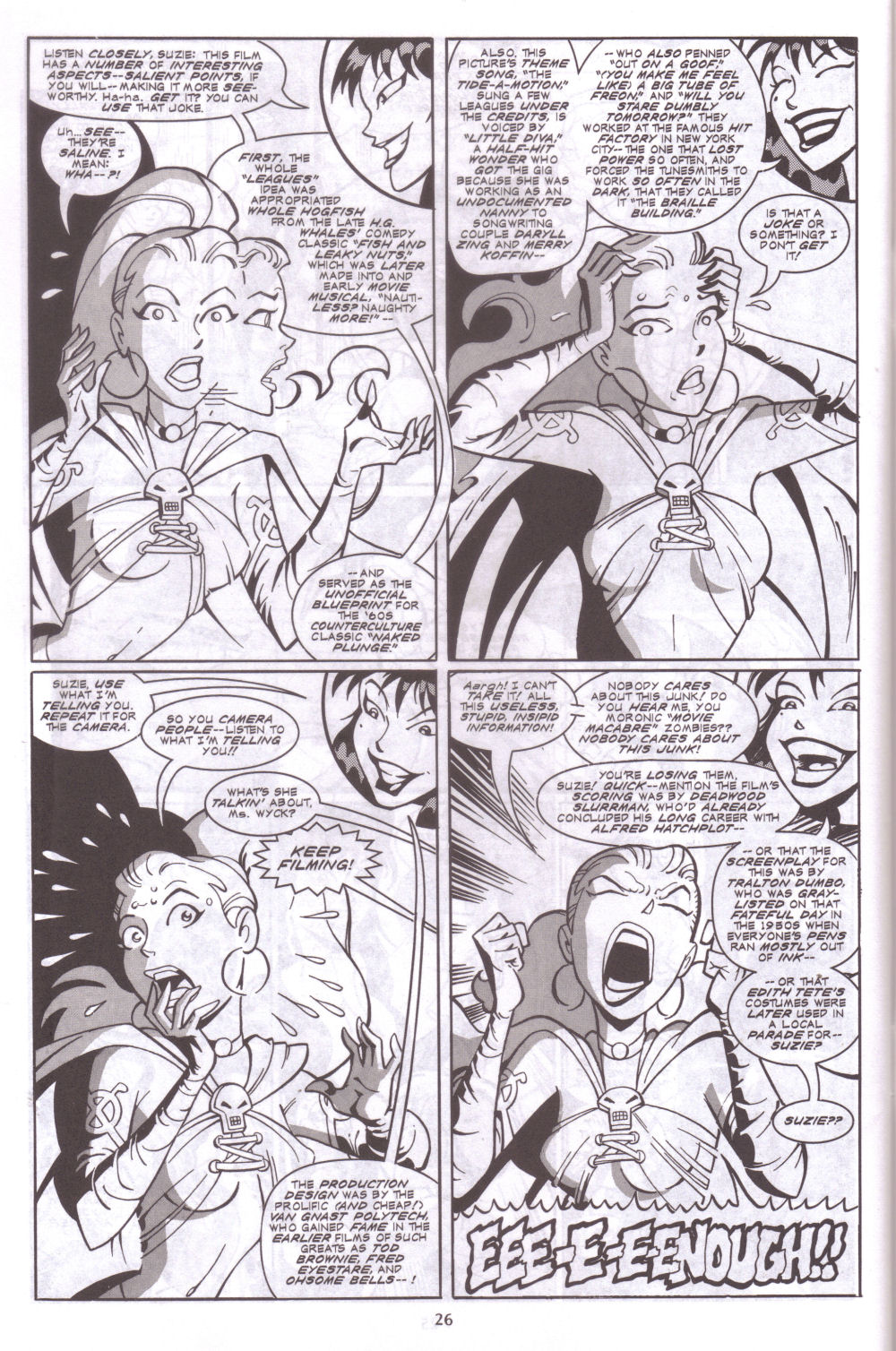 Read online Elvira, Mistress of the Dark comic -  Issue #127 - 23