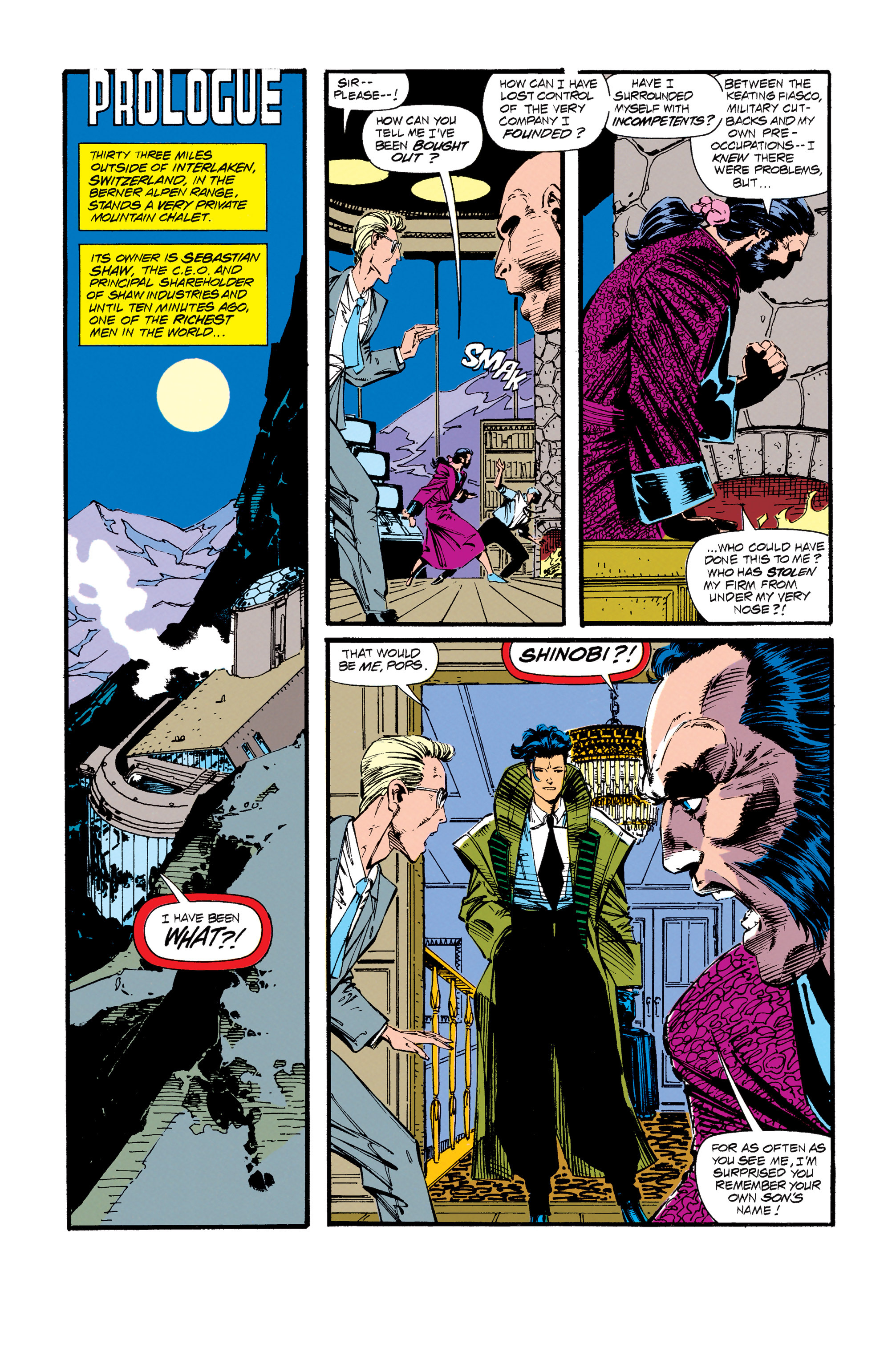 Read online X-Factor (1986) comic -  Issue #67 - 19