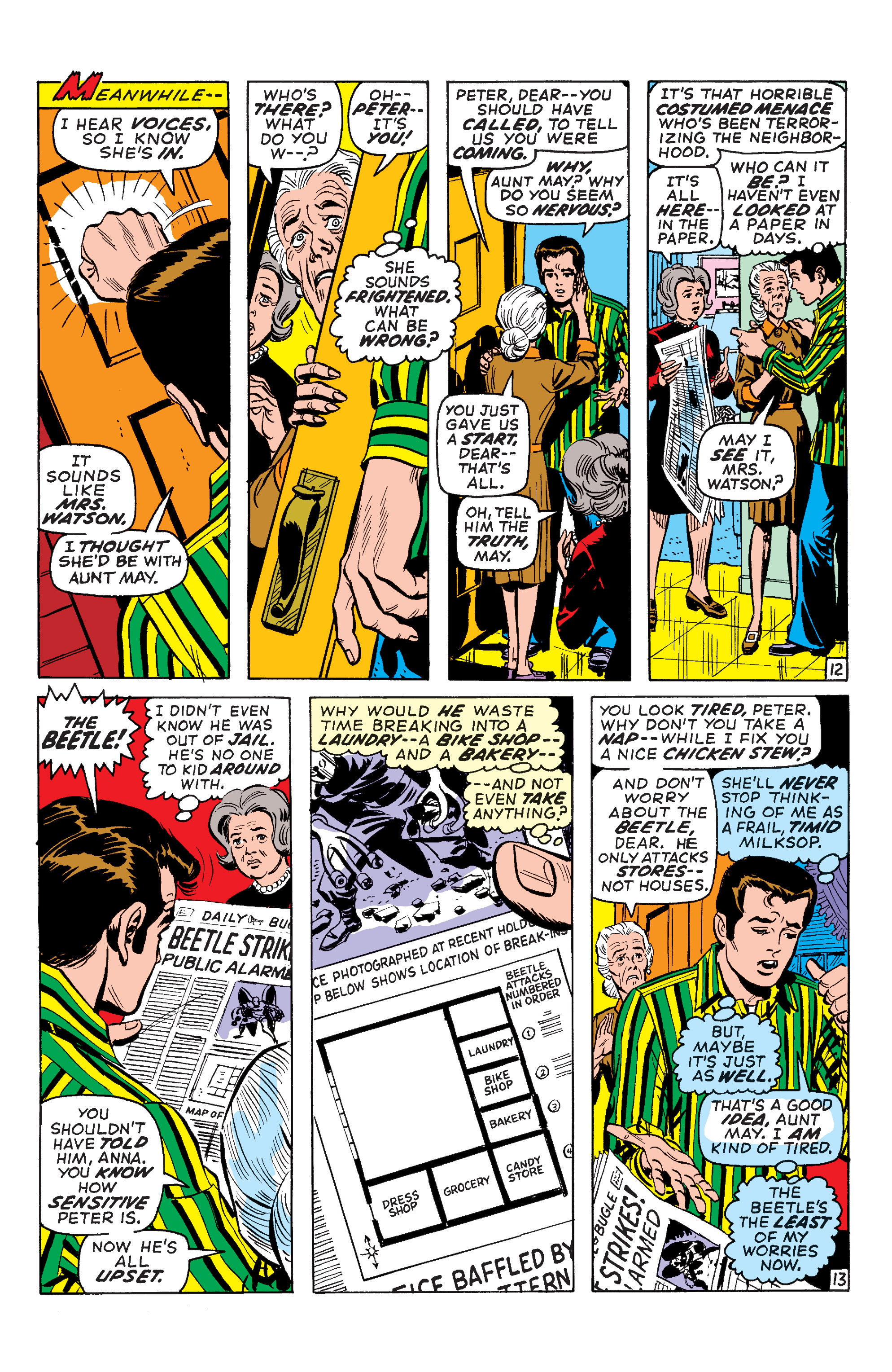 The Amazing Spider-Man (1963) 94 Page 12