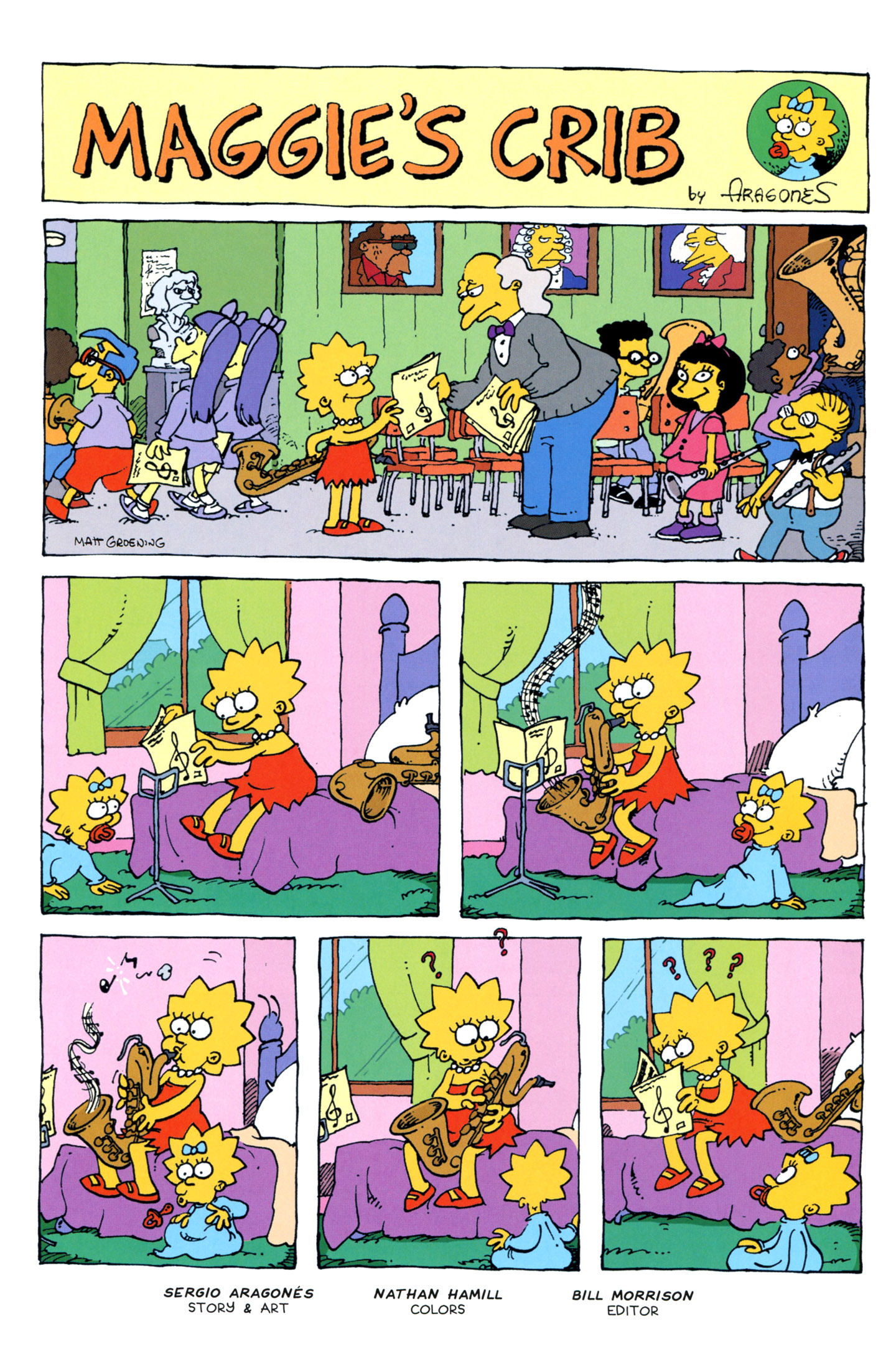 Read online Simpsons Comics Presents Bart Simpson comic -  Issue #75 - 15