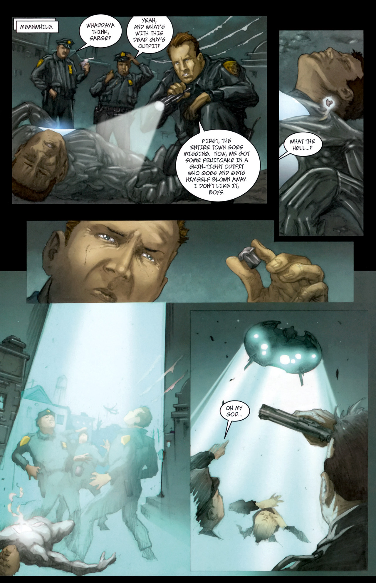 Read online Phoenix comic -  Issue #3 - 19