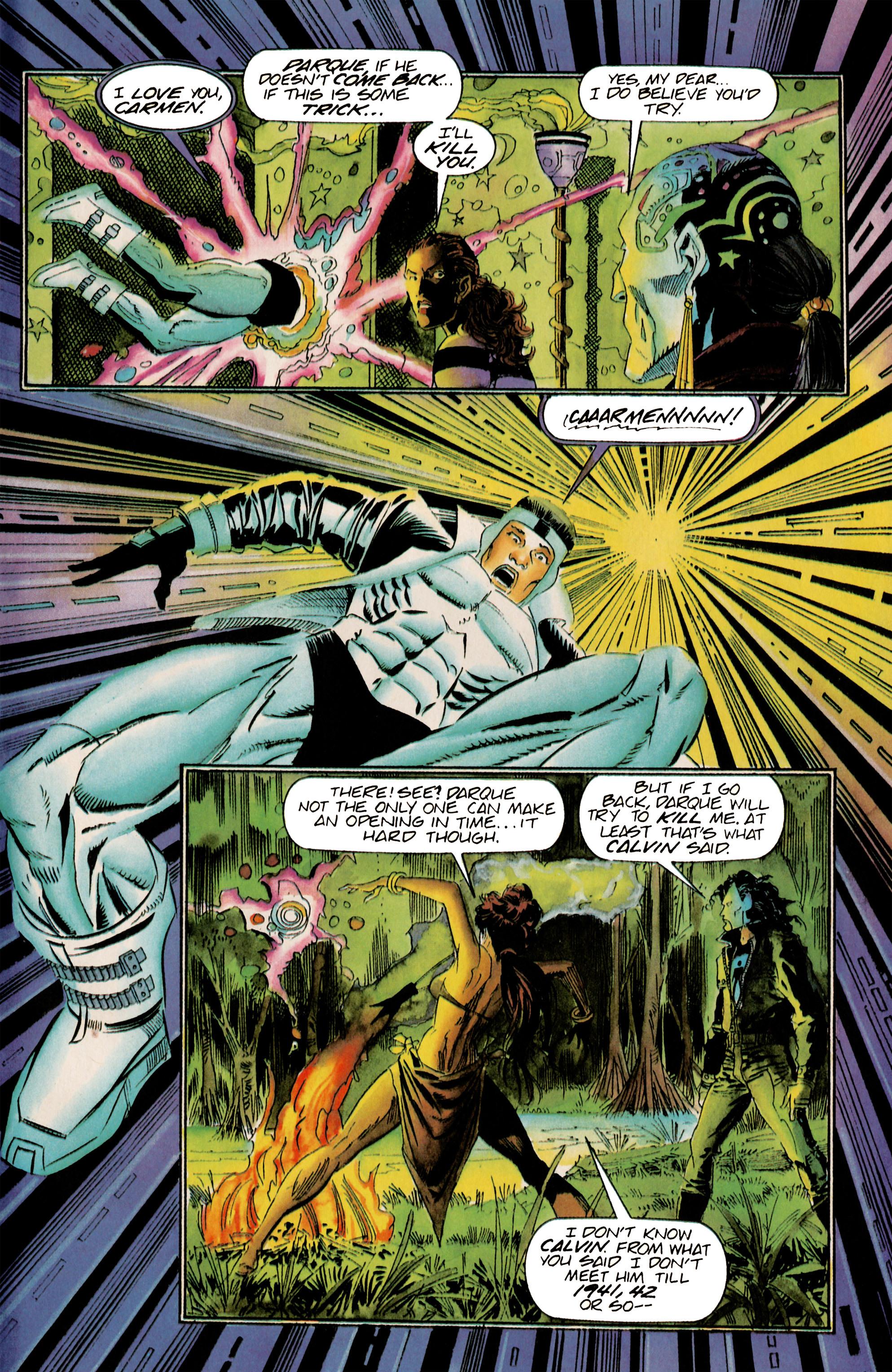 Read online Shadowman (1992) comic -  Issue #23 - 7