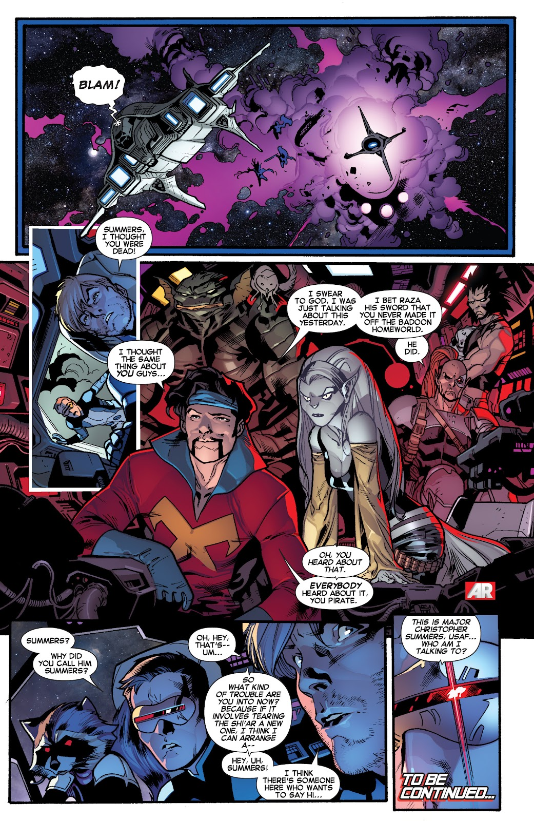 Guardians of the Galaxy/All-New X-Men: The Trial of Jean Grey issue TPB - Page 59