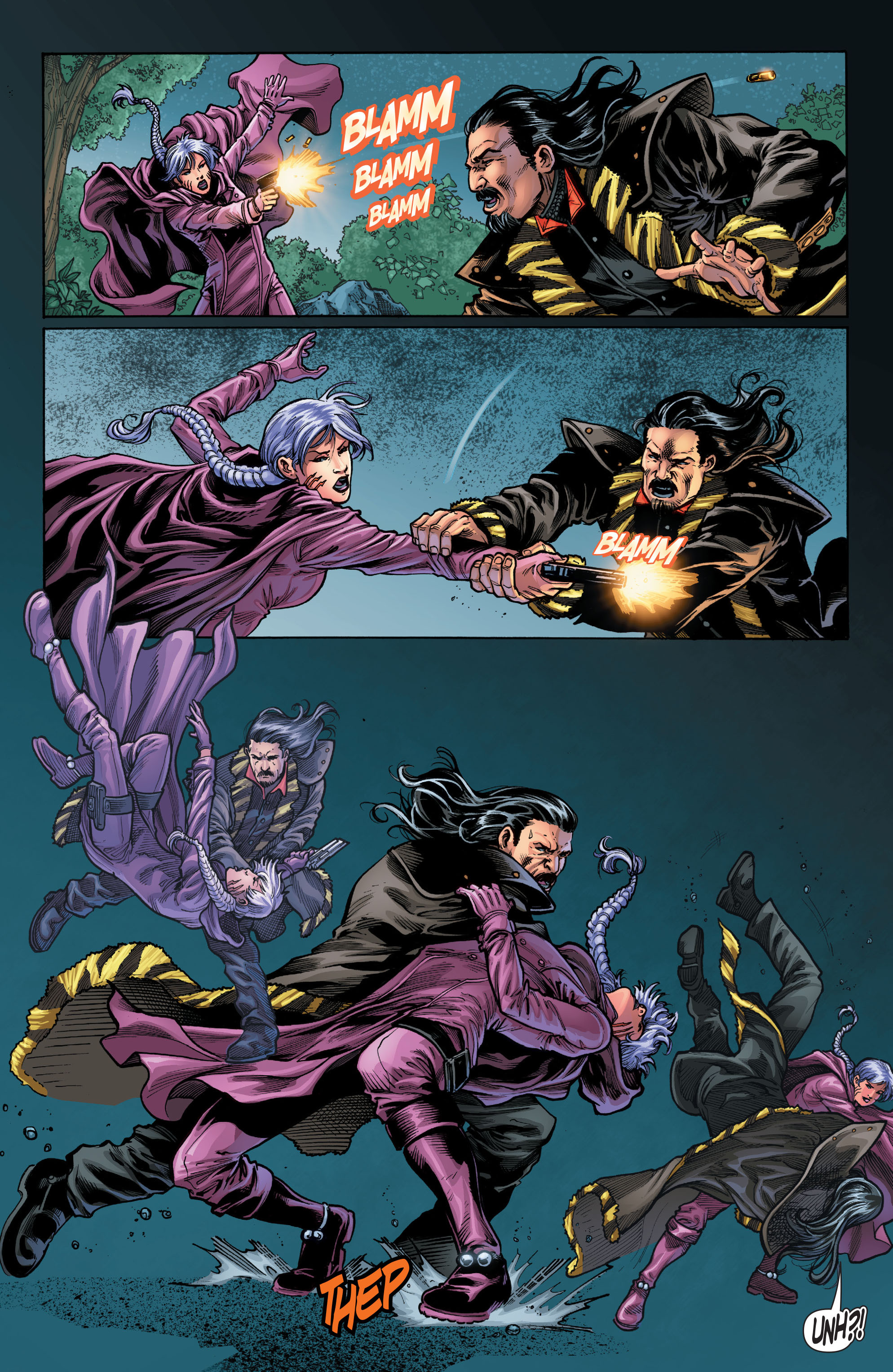 Read online Trinity of Sin: Pandora comic -  Issue #2 - 14