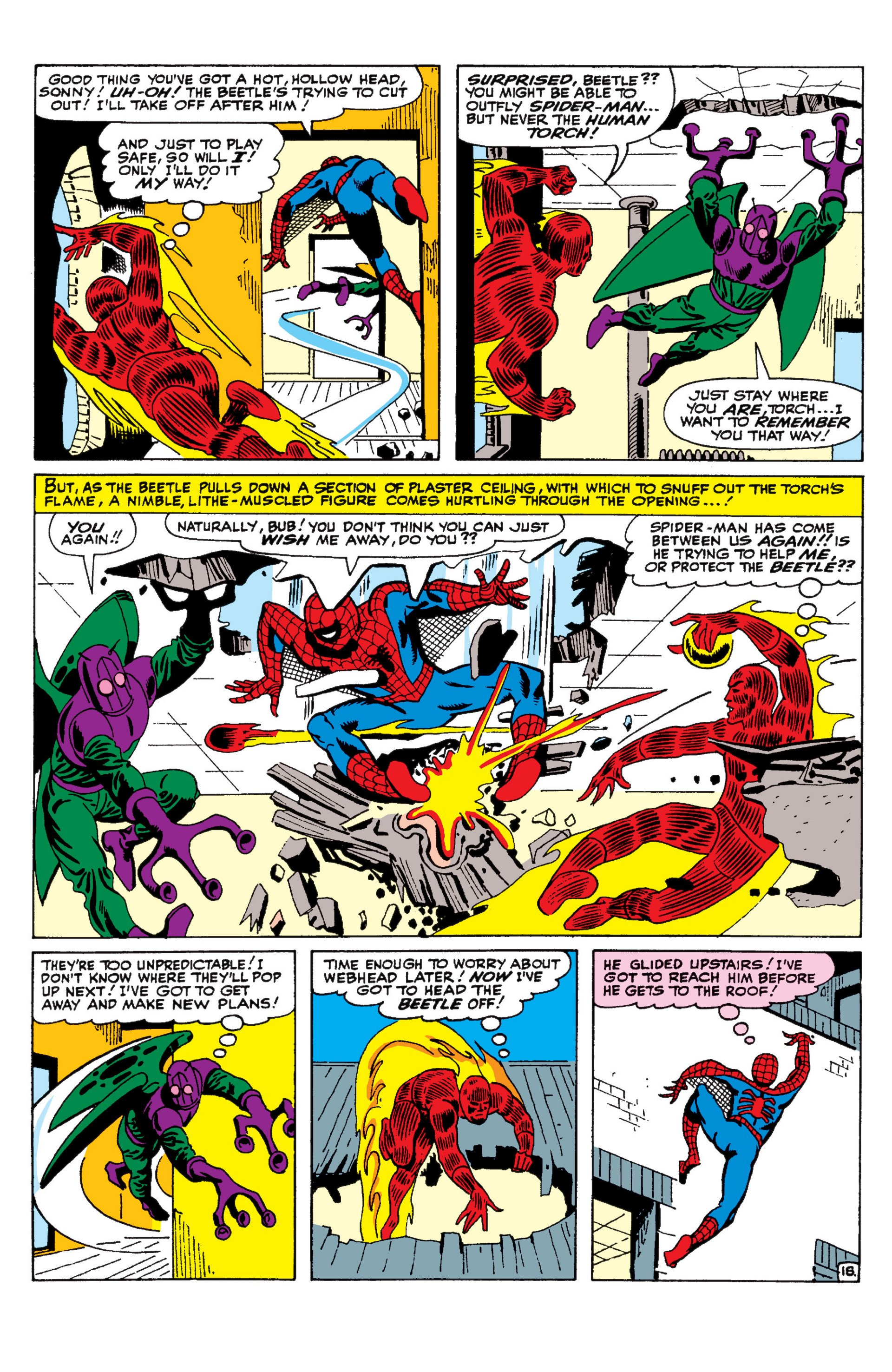 The Amazing Spider-Man (1963) 21 Page 18