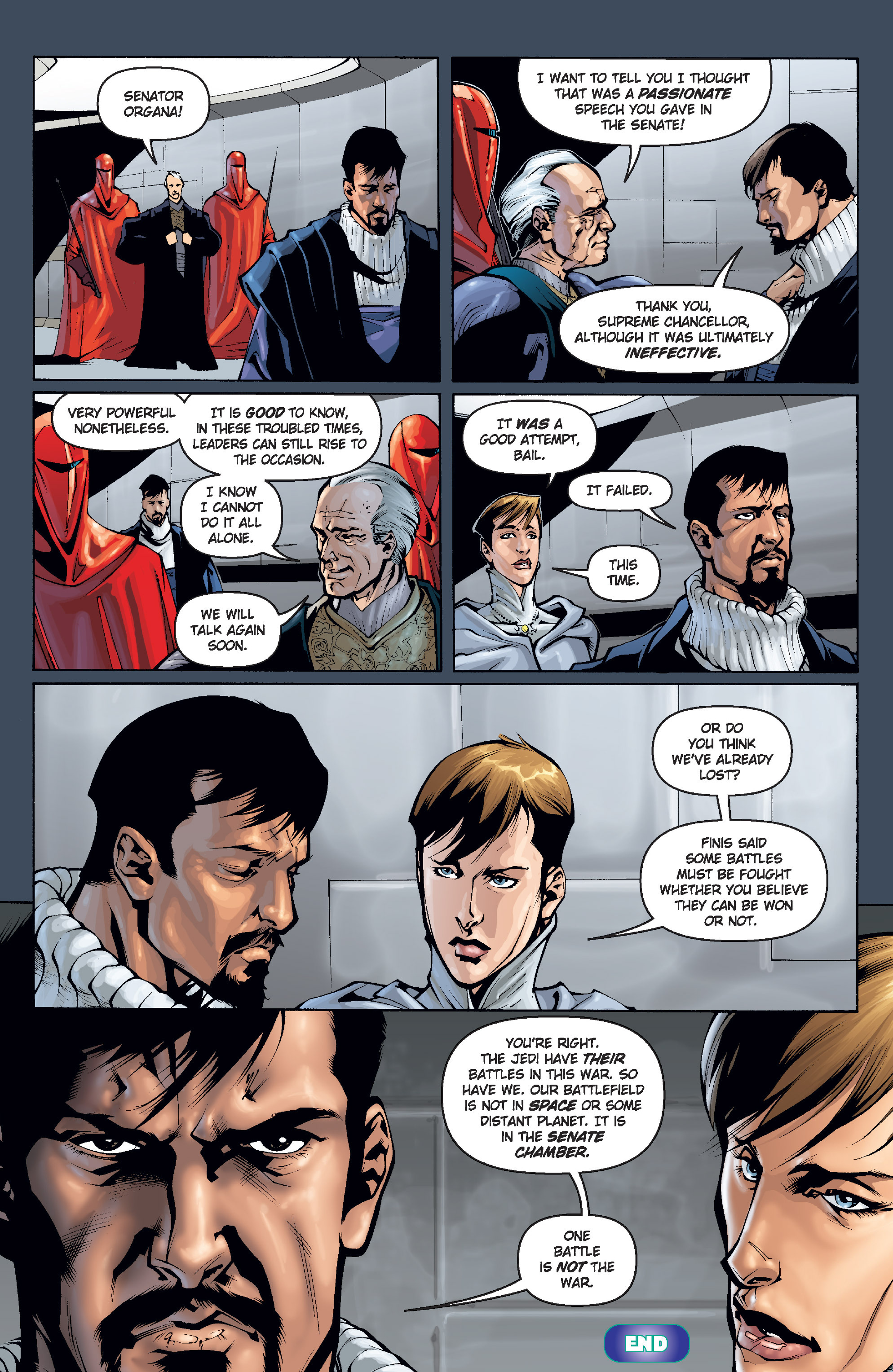 Read online Star Wars Omnibus comic -  Issue # Vol. 24 - 379