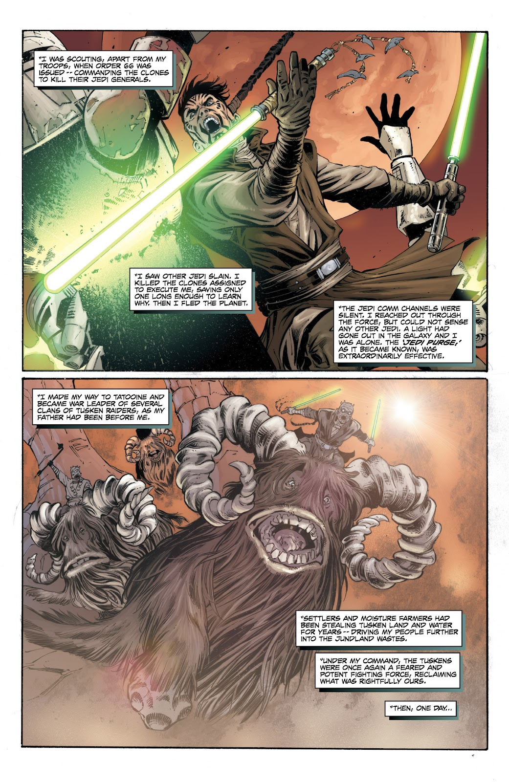 Read online Star Wars Legends: Legacy - Epic Collection comic -  Issue # TPB 1 (Part 4) - 76