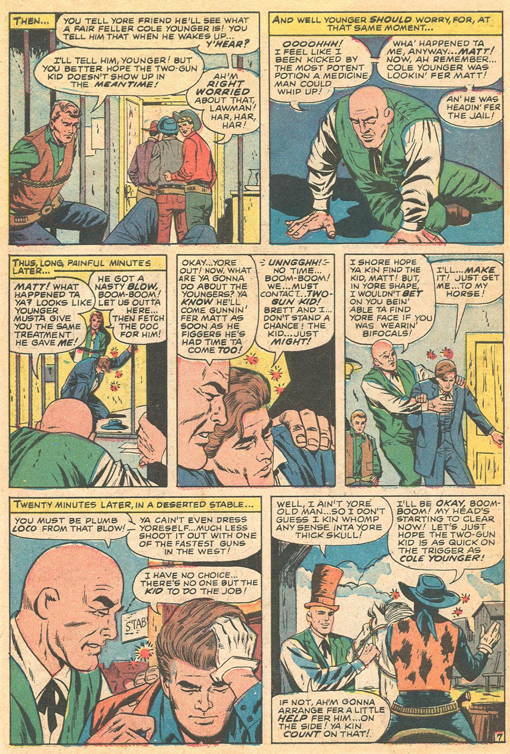 Read online Two-Gun Kid comic -  Issue #86 - 10