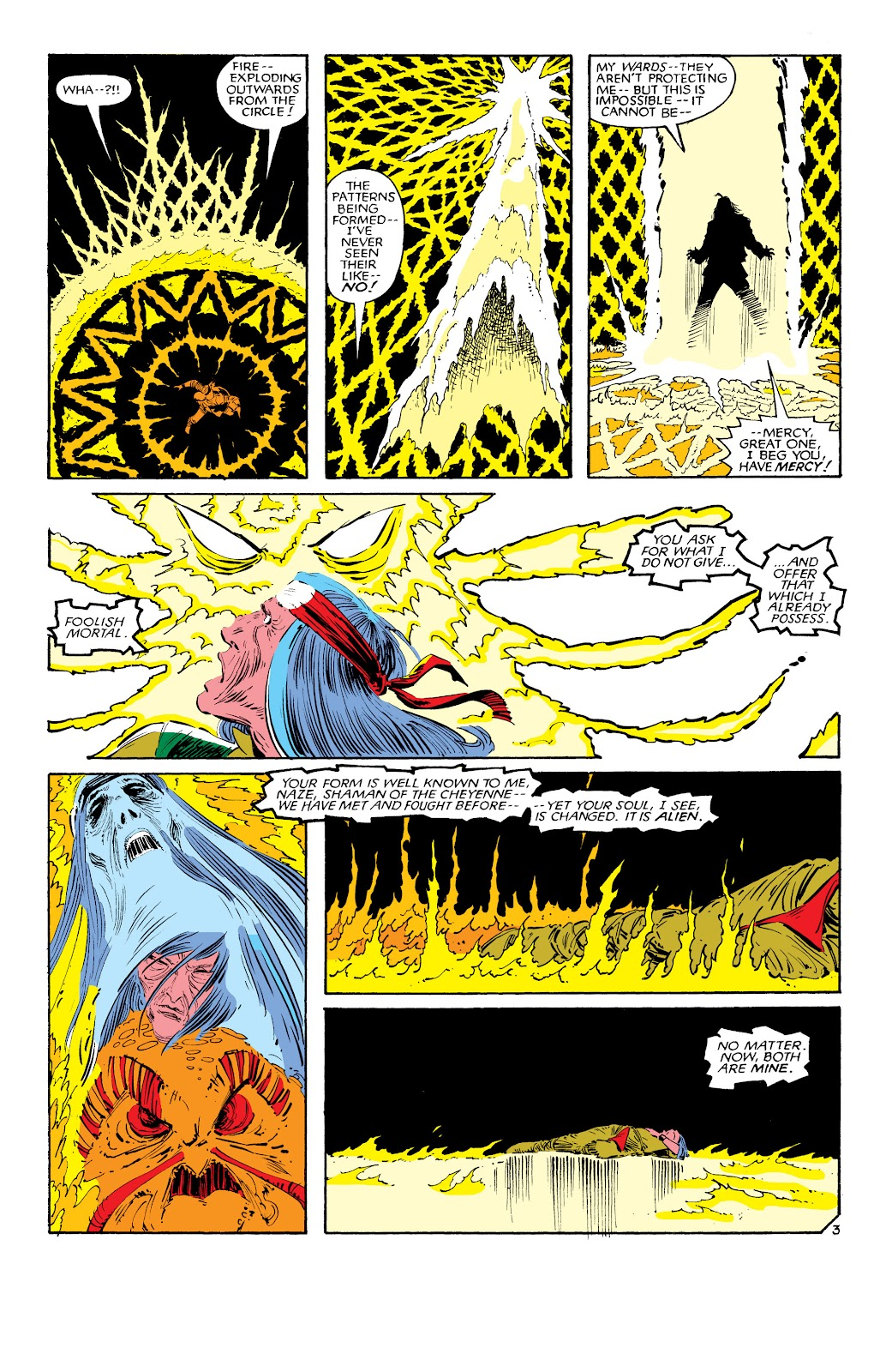 Uncanny X-Men (1963) issue 188 - Page 4