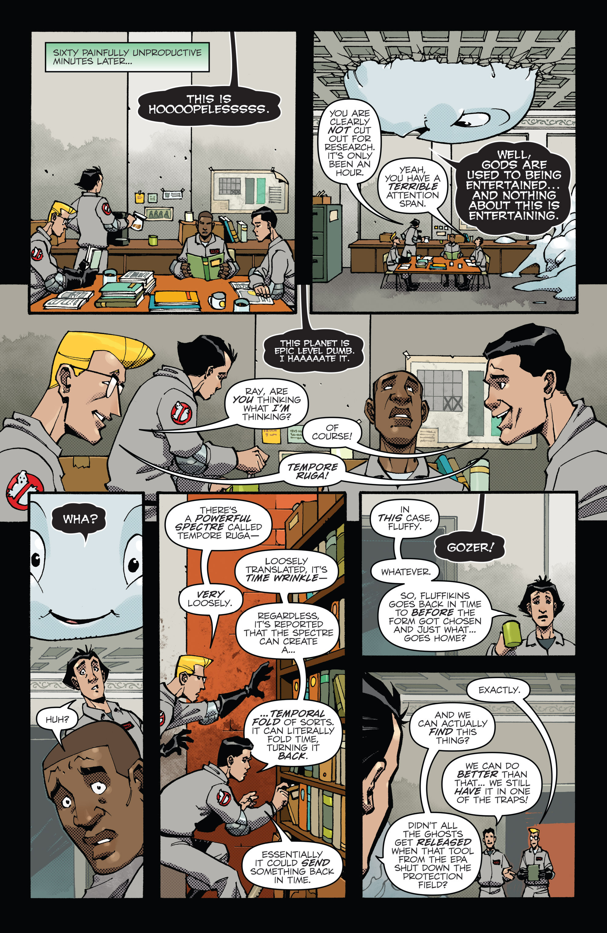 Read online Ghostbusters: Deviations comic -  Issue #1 - 14