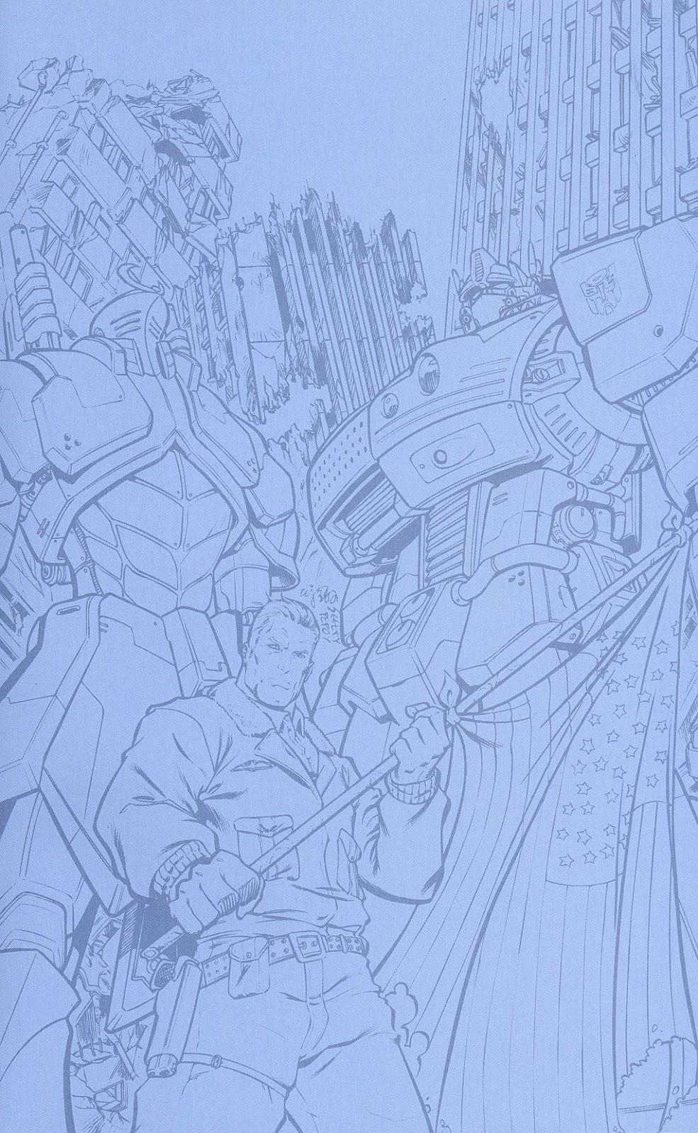 G.I. Joe vs. The Transformers II Issue #0 #1 - English 20