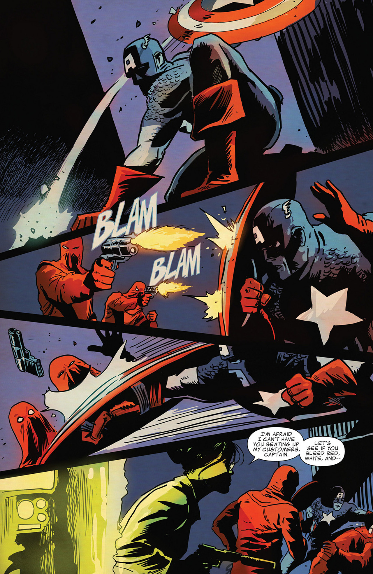Read online Captain America And Black Widow comic -  Issue #636 - 20