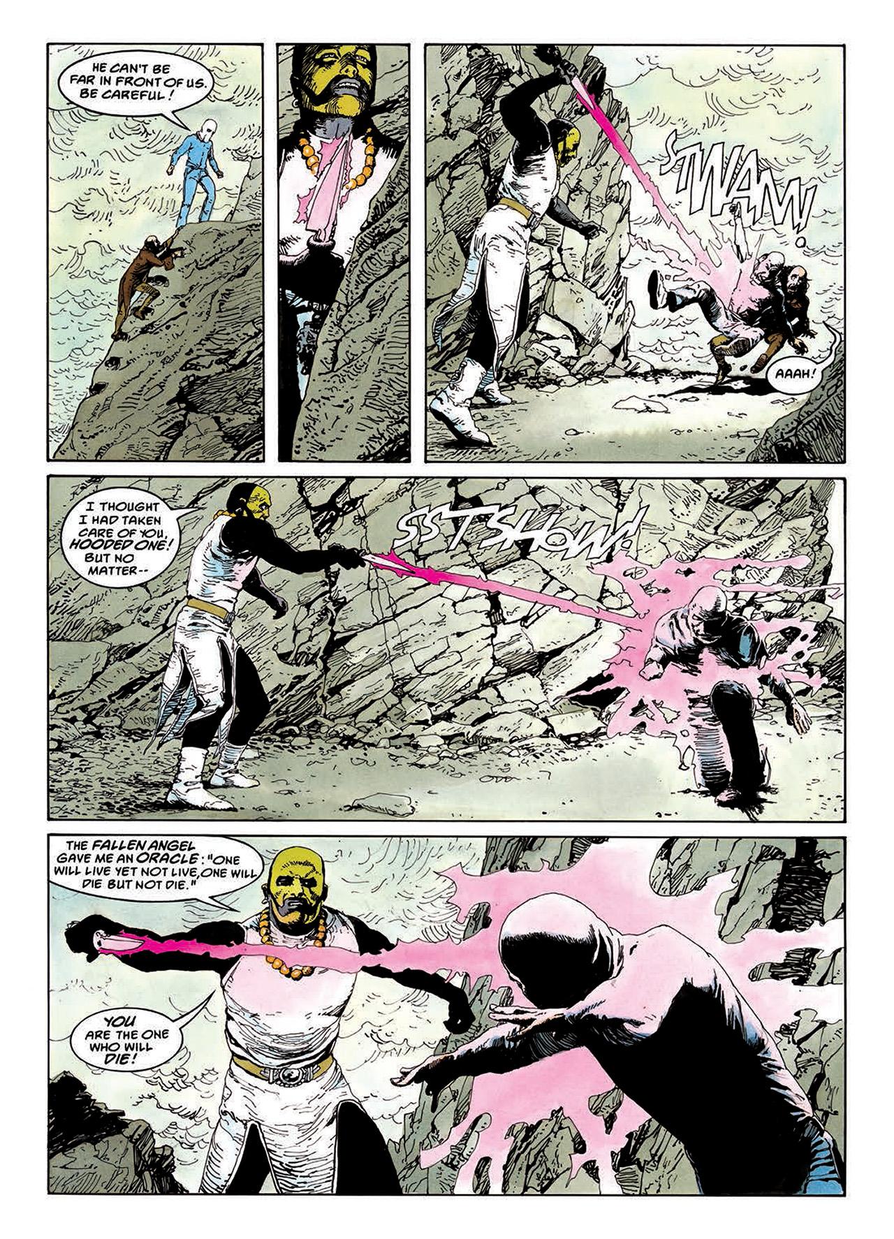 Read online Mazeworld comic -  Issue # TPB - 109