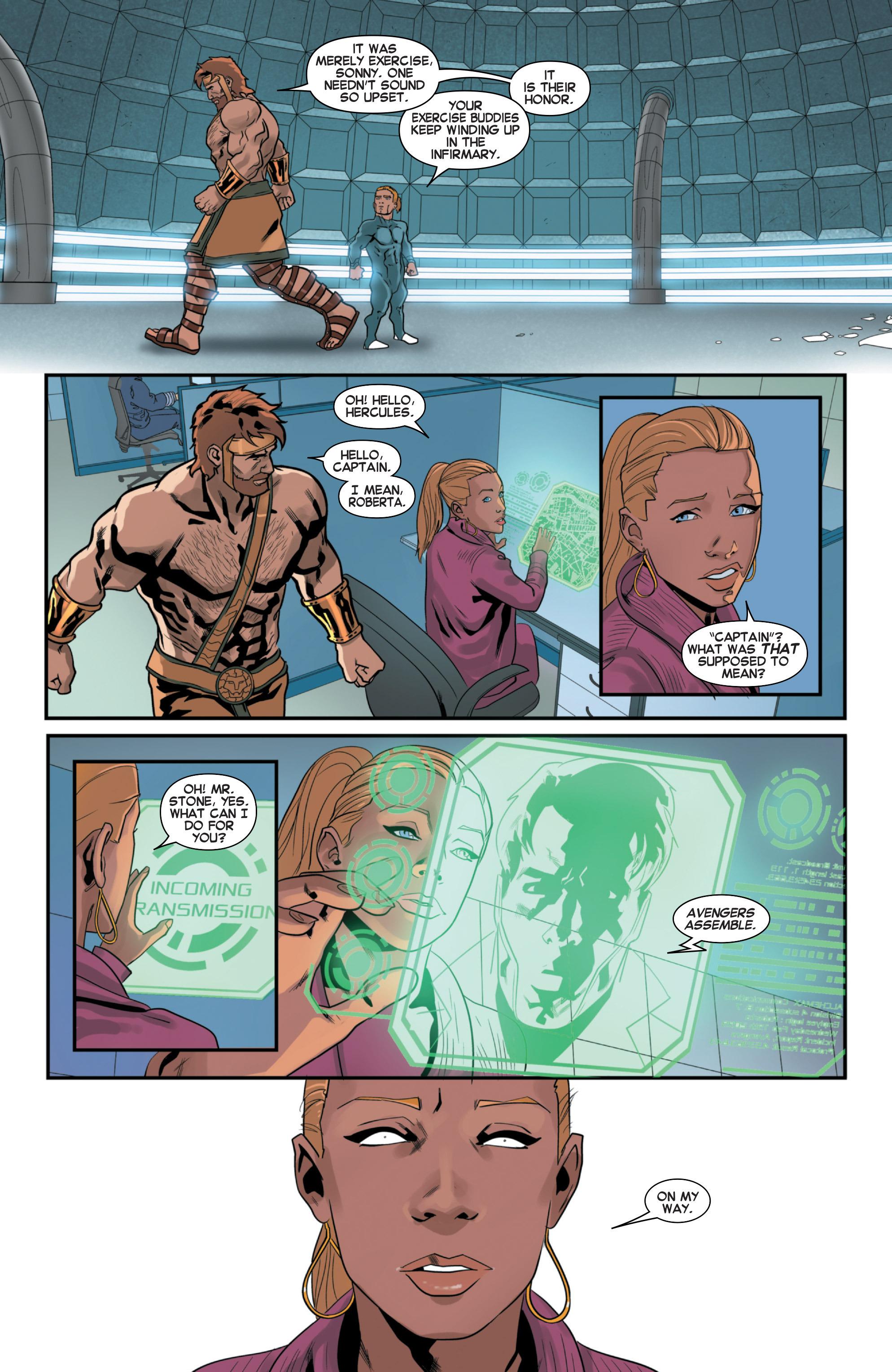 Read online Secret Wars 2099 comic -  Issue #2 - 15