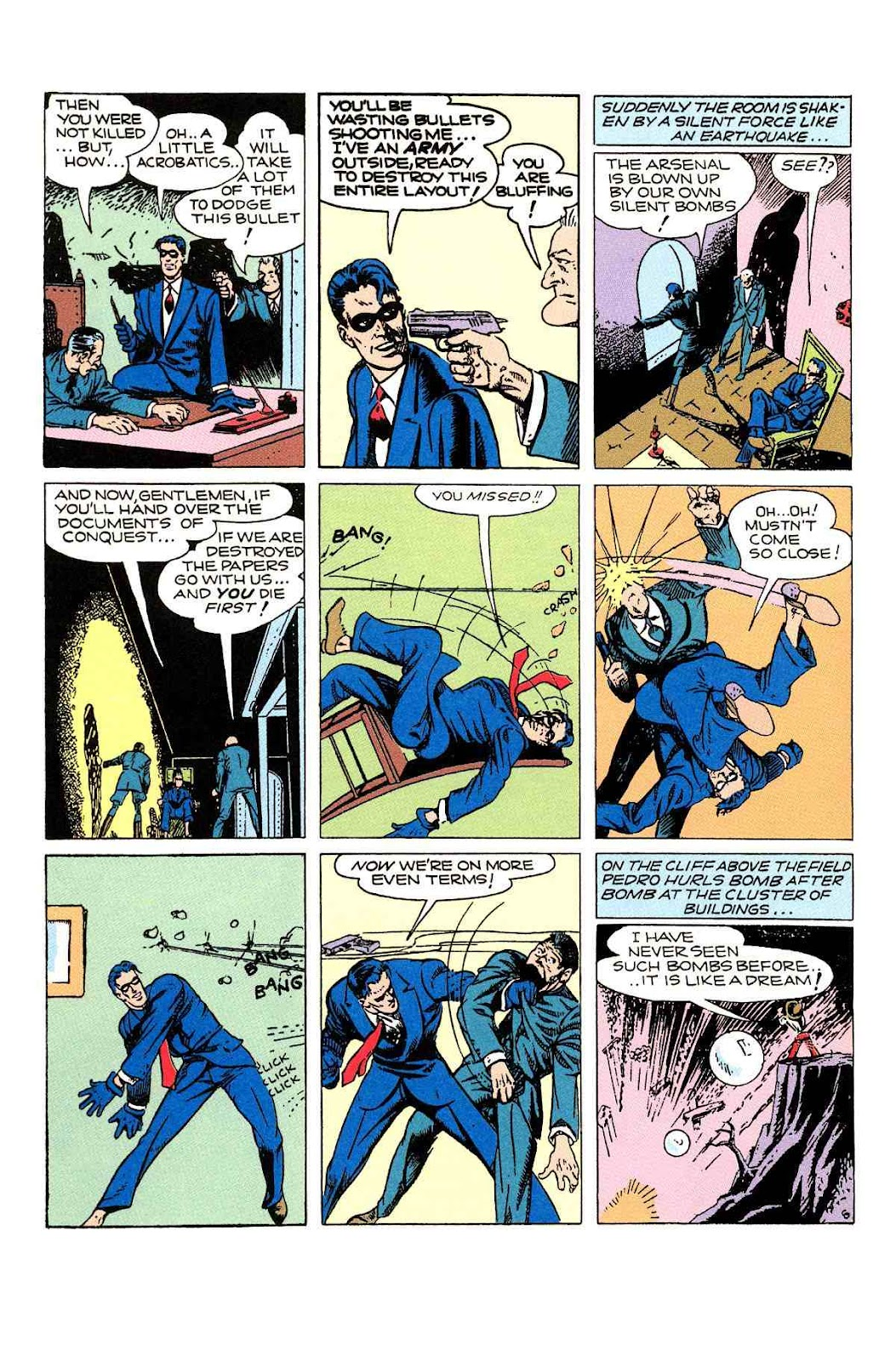 Read online Will Eisner's The Spirit Archives comic -  Issue # TPB 2 (Part 1) - 30