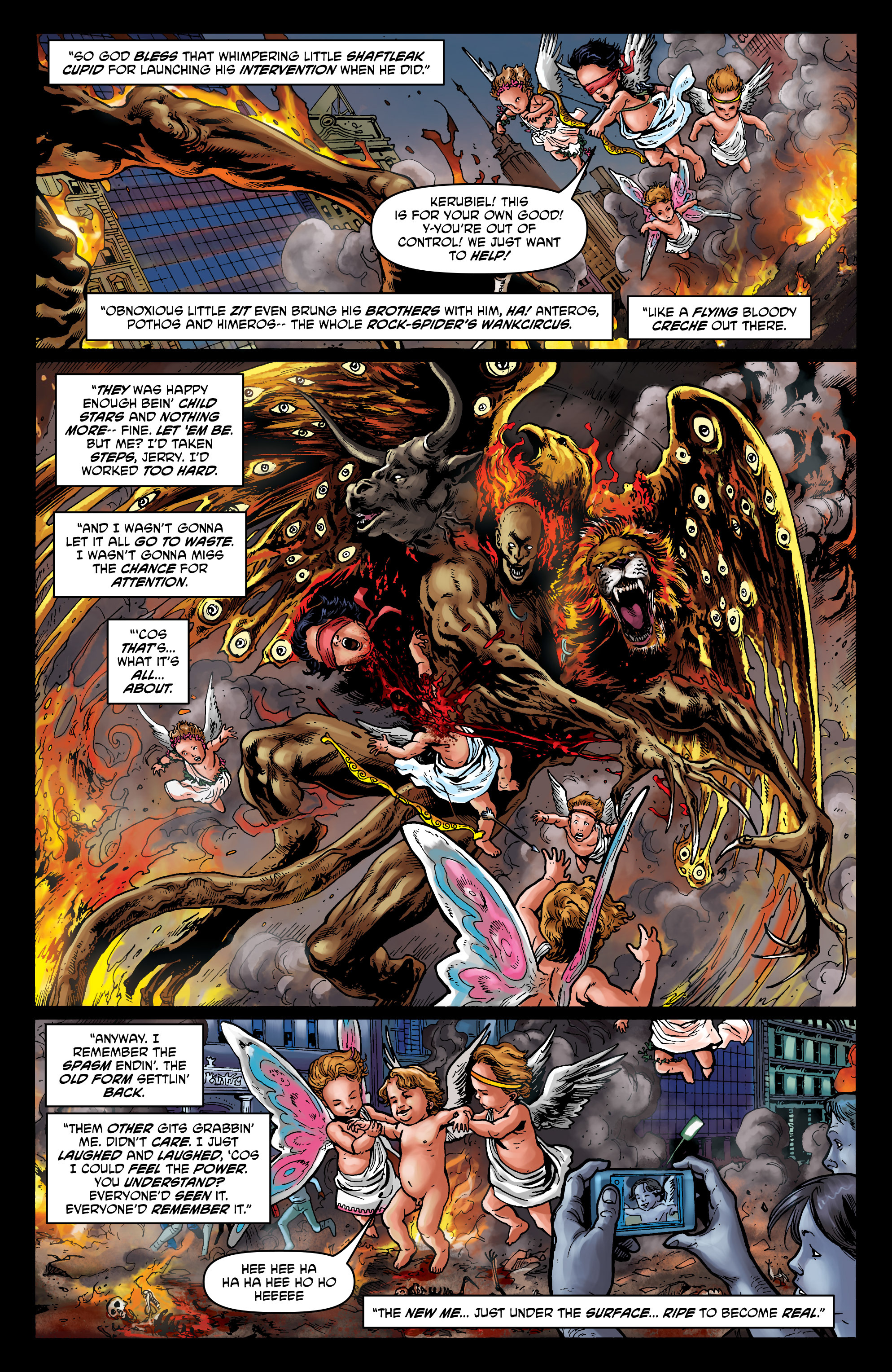 Read online God is Dead: Book of Acts comic -  Issue # Alpha - 45