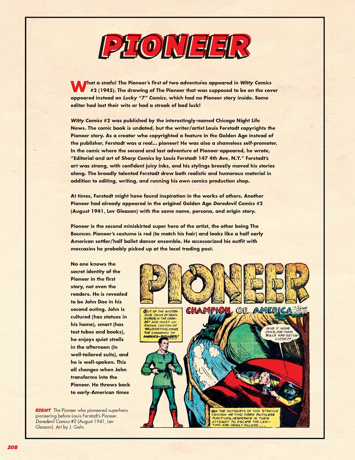 Read online Super Weird Heroes comic -  Issue # TPB 2 (Part 3) - 8