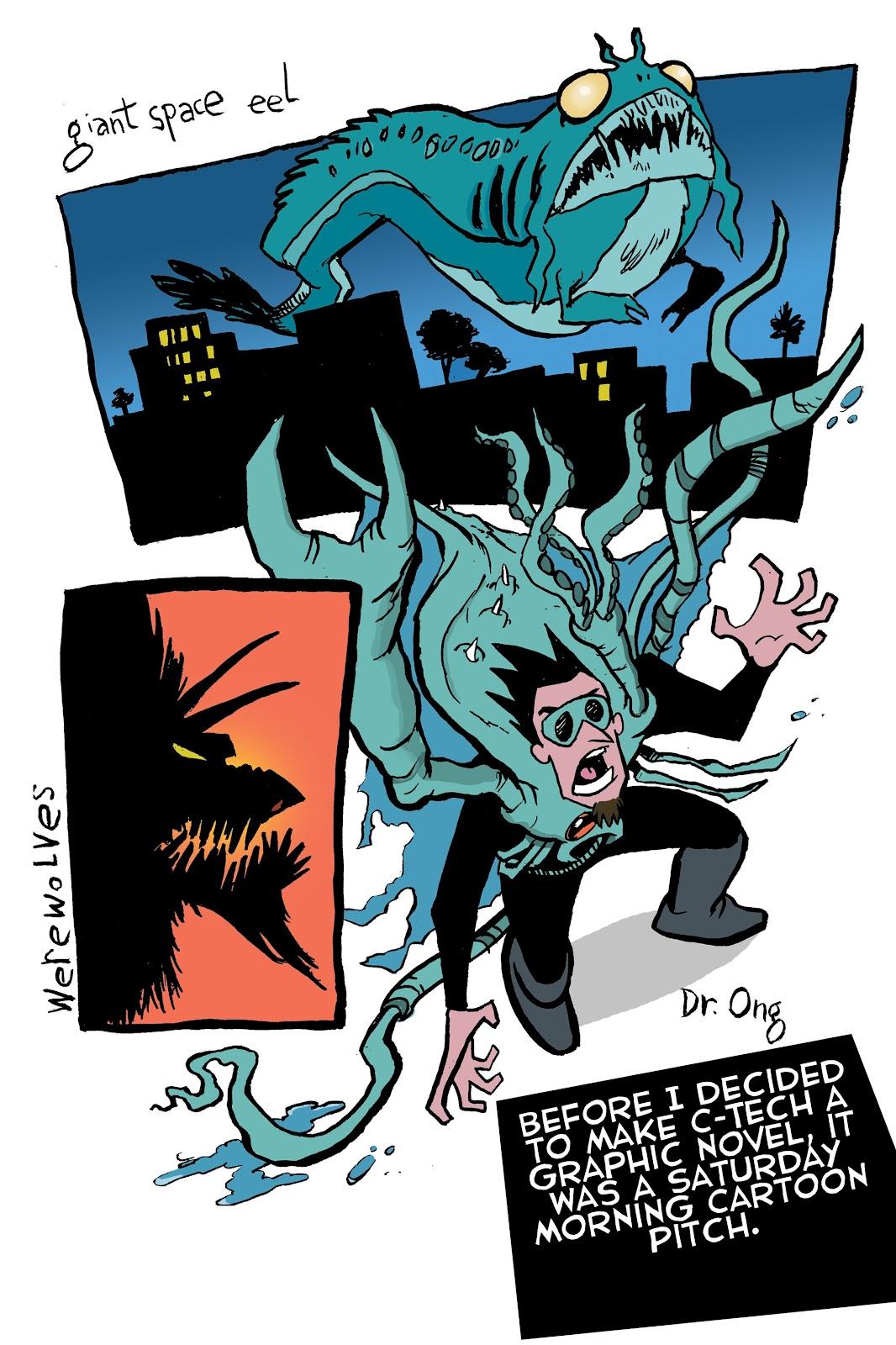 Read online Creature Tech (2019) comic -  Issue # TPB (Part 2) - 116