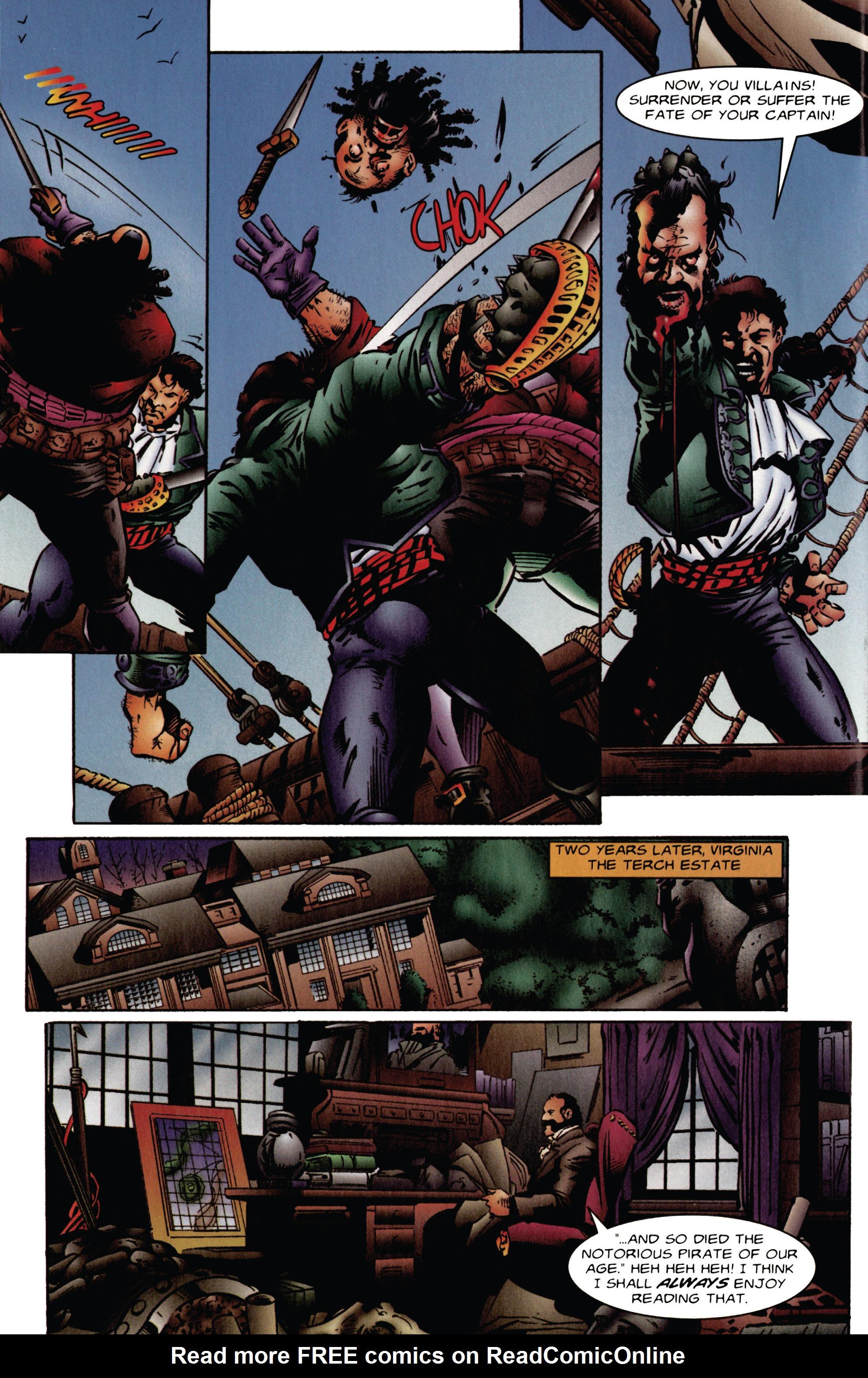 Read online Eternal Warrior (1992) comic -  Issue #46 - 3