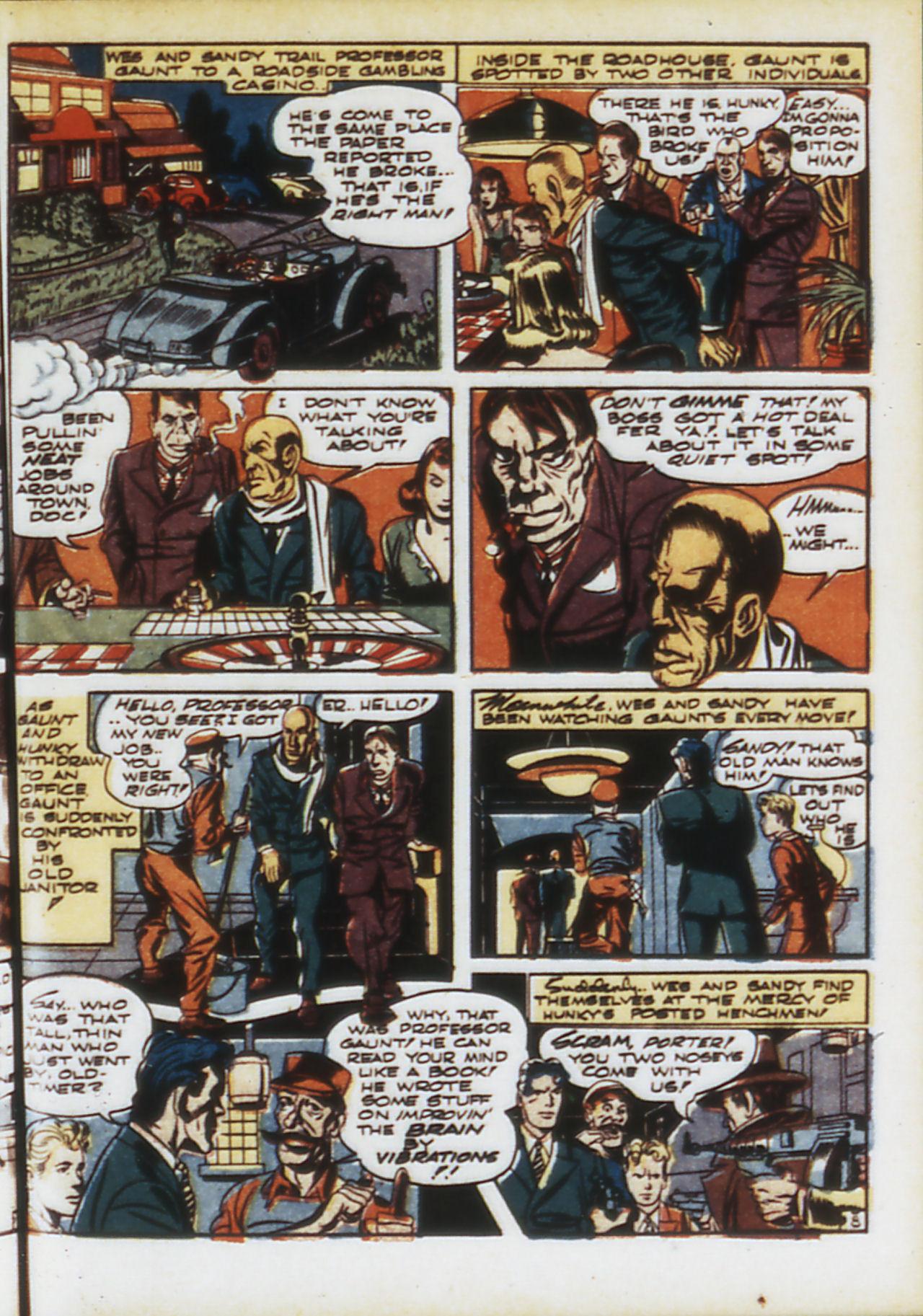 Read online Adventure Comics (1938) comic -  Issue #74 - 64