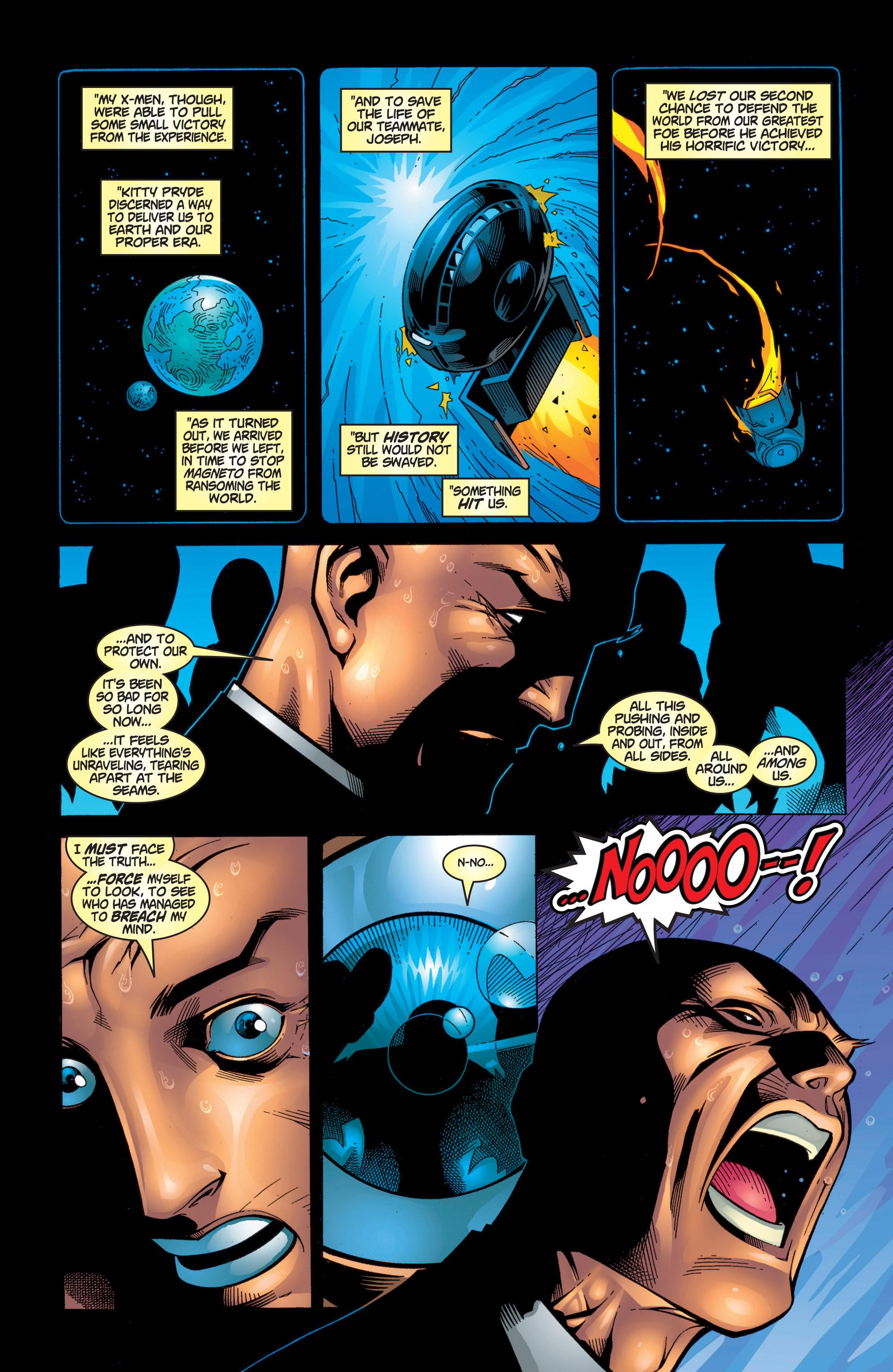 Read online Uncanny X-Men (1963) comic -  Issue #371 - 5
