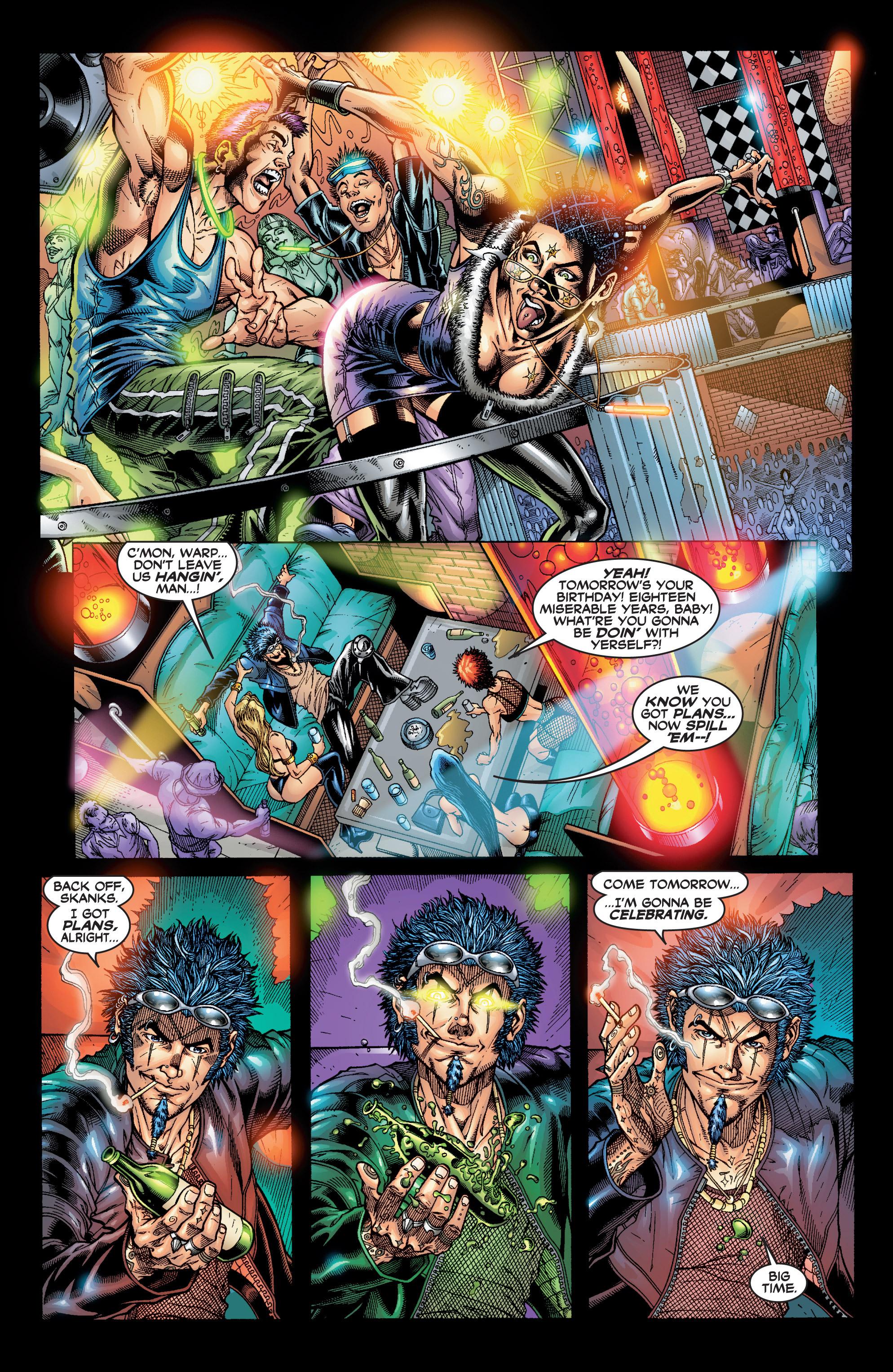 Read online Uncanny X-Men (1963) comic -  Issue #394 - 3