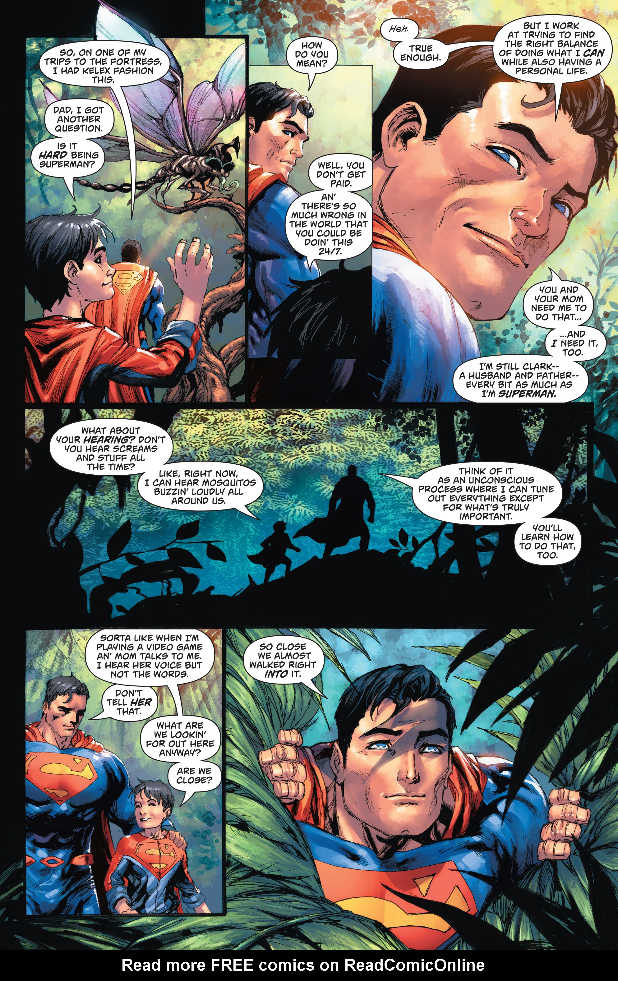 Read online Action Comics (2016) comic -  Issue #967 - 9