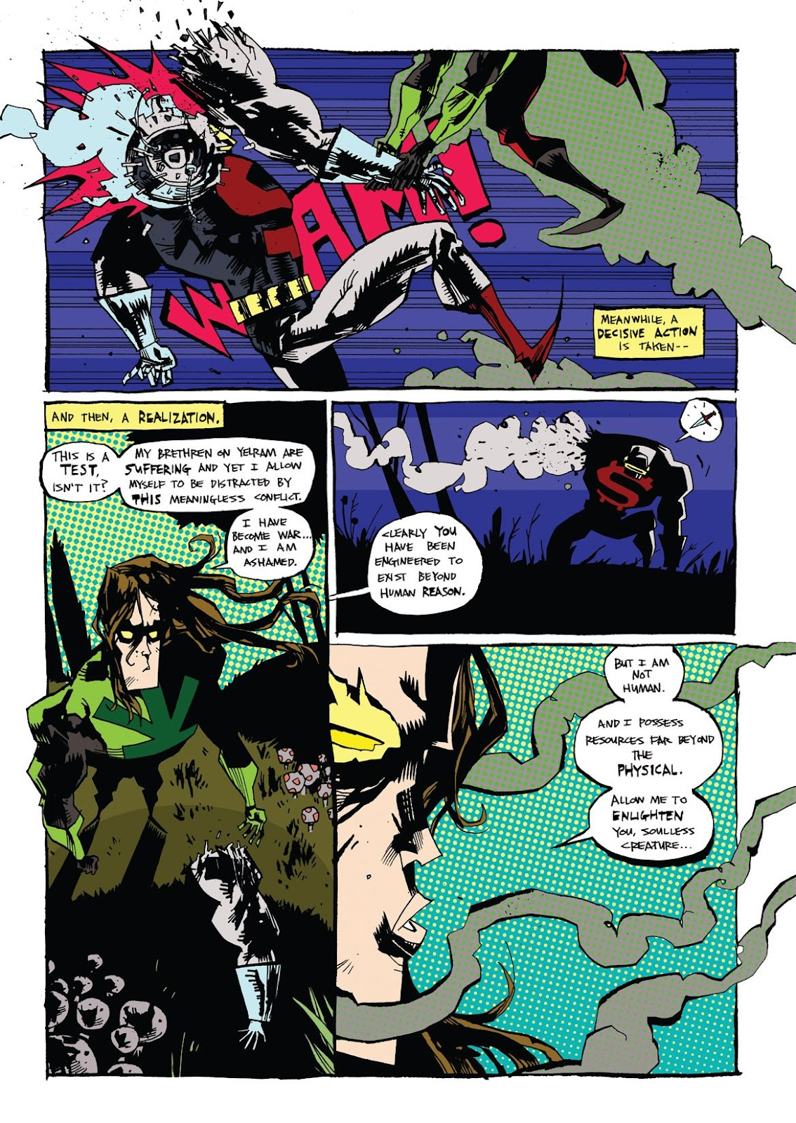 Read online Marijuanaman comic -  Issue # Full - 43
