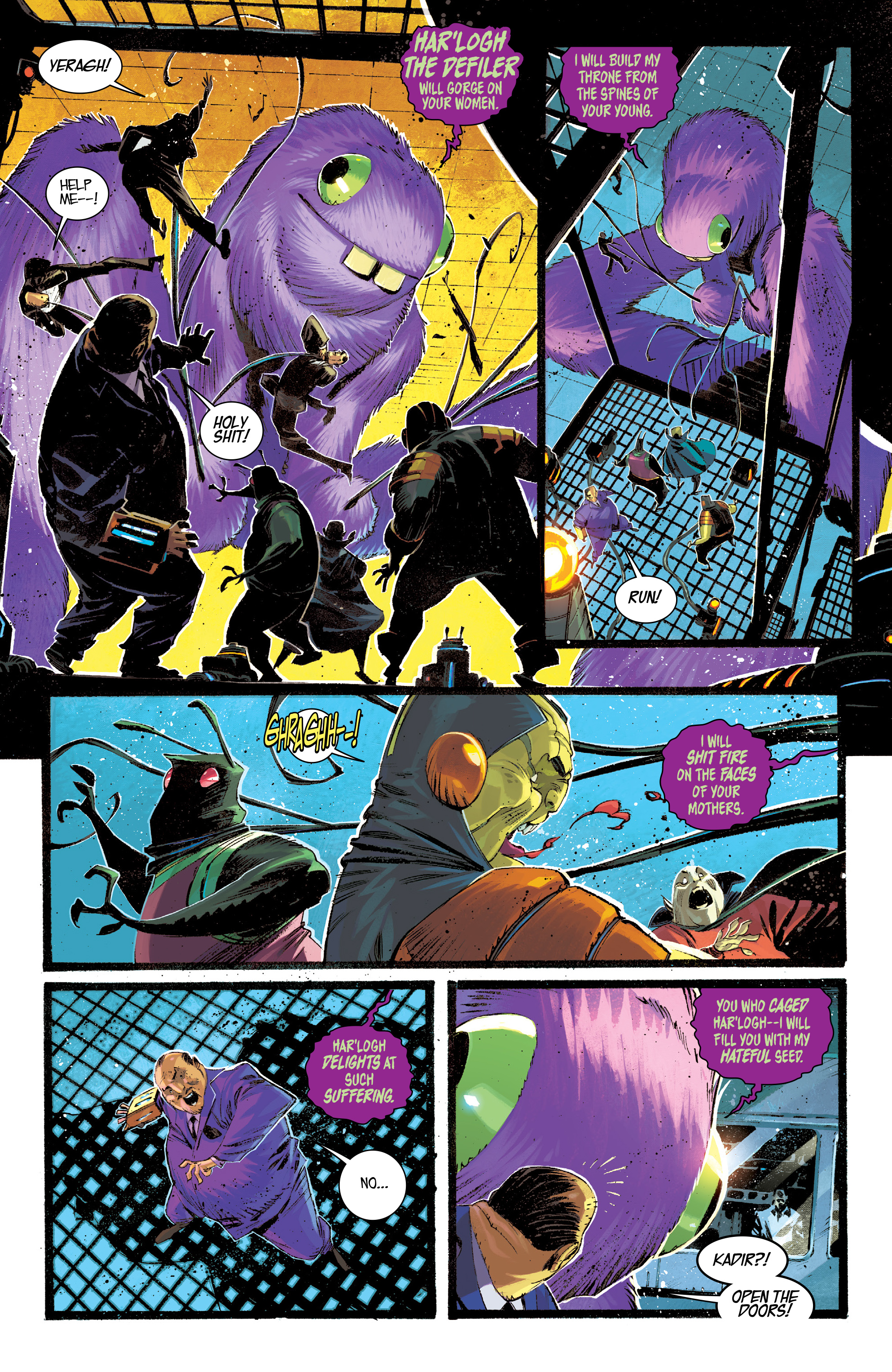 Read online Black Science comic -  Issue #30 - 18
