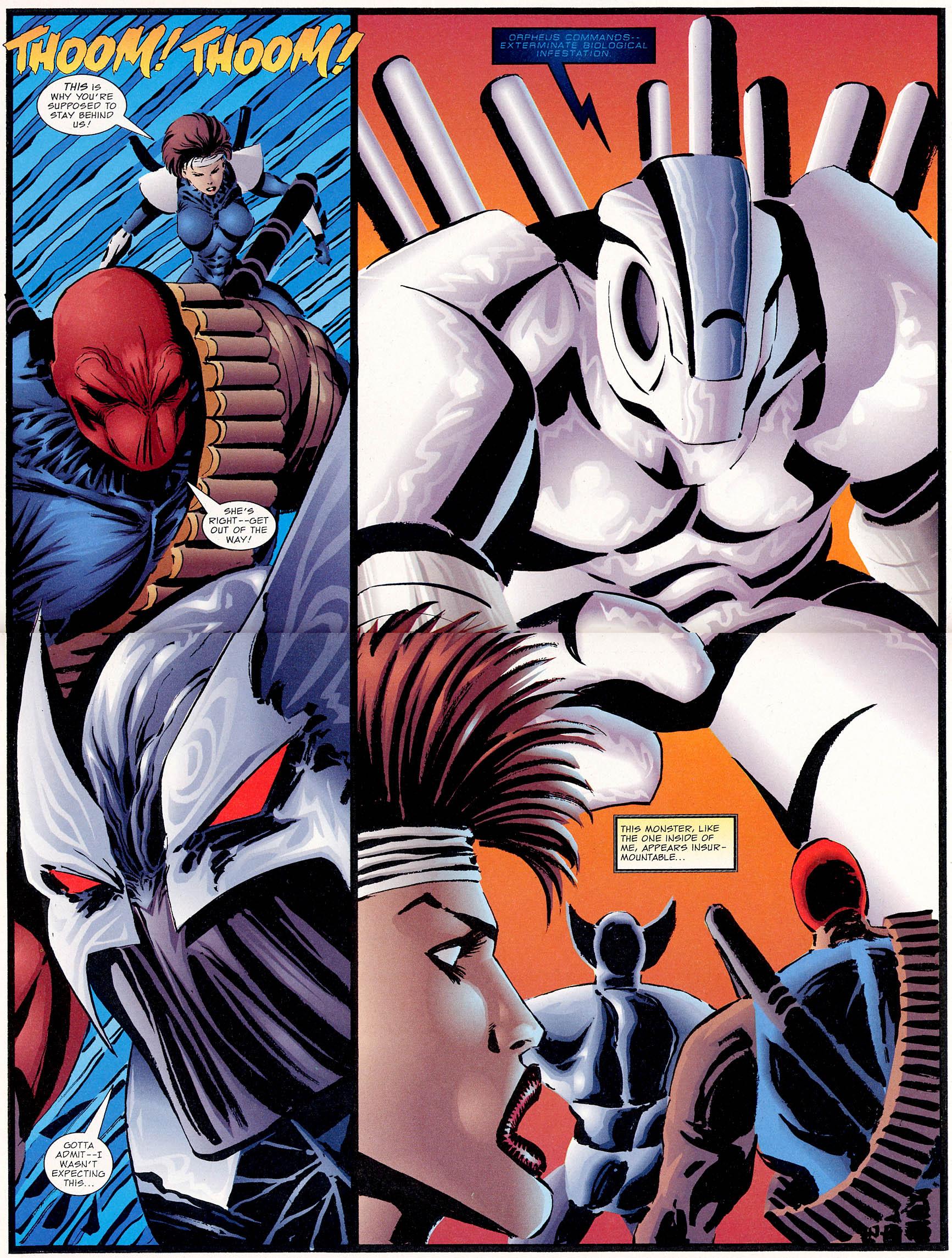 Read online ShadowHawk comic -  Issue #0 - 10