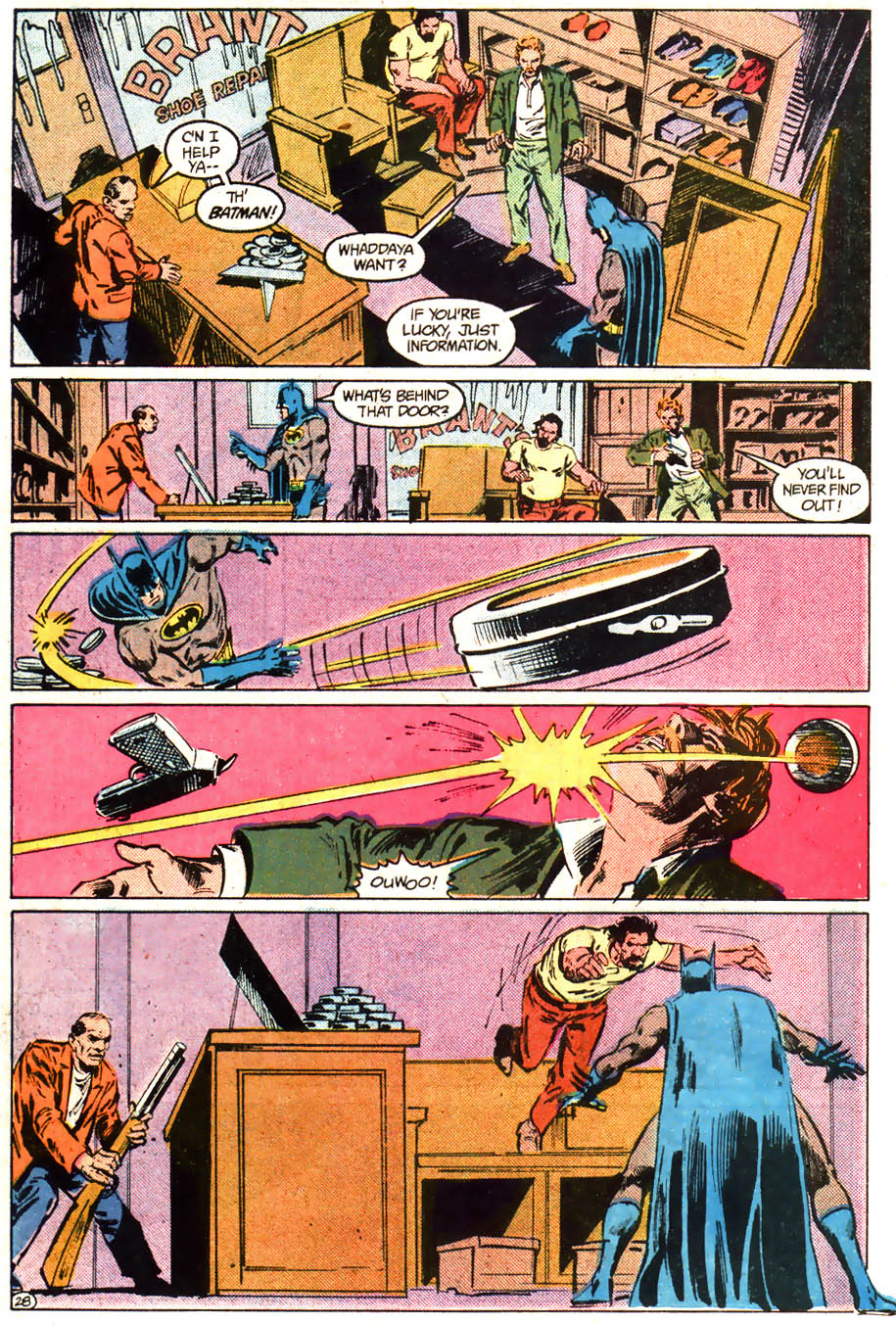 Read online Detective Comics (1937) comic -  Issue # _Annual 1 - 29