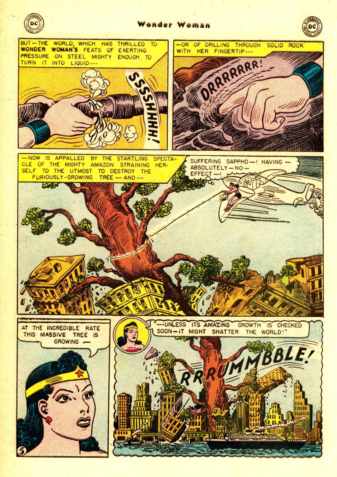 Read online Wonder Woman (1942) comic -  Issue #84 - 30
