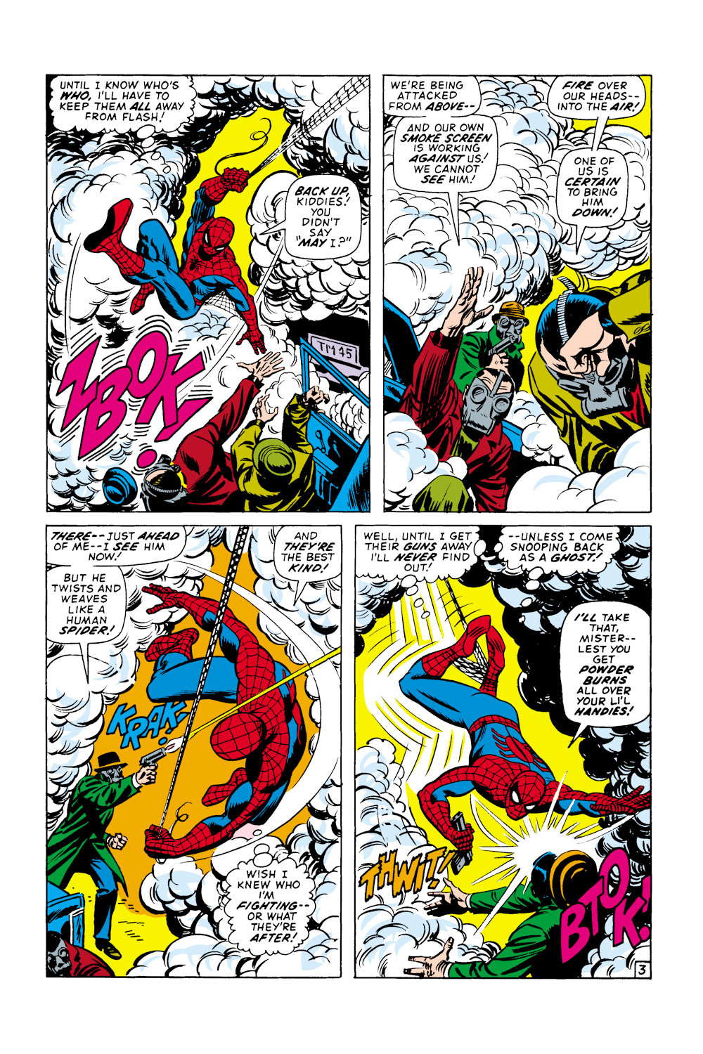 The Amazing Spider-Man (1963) 108 Page 3