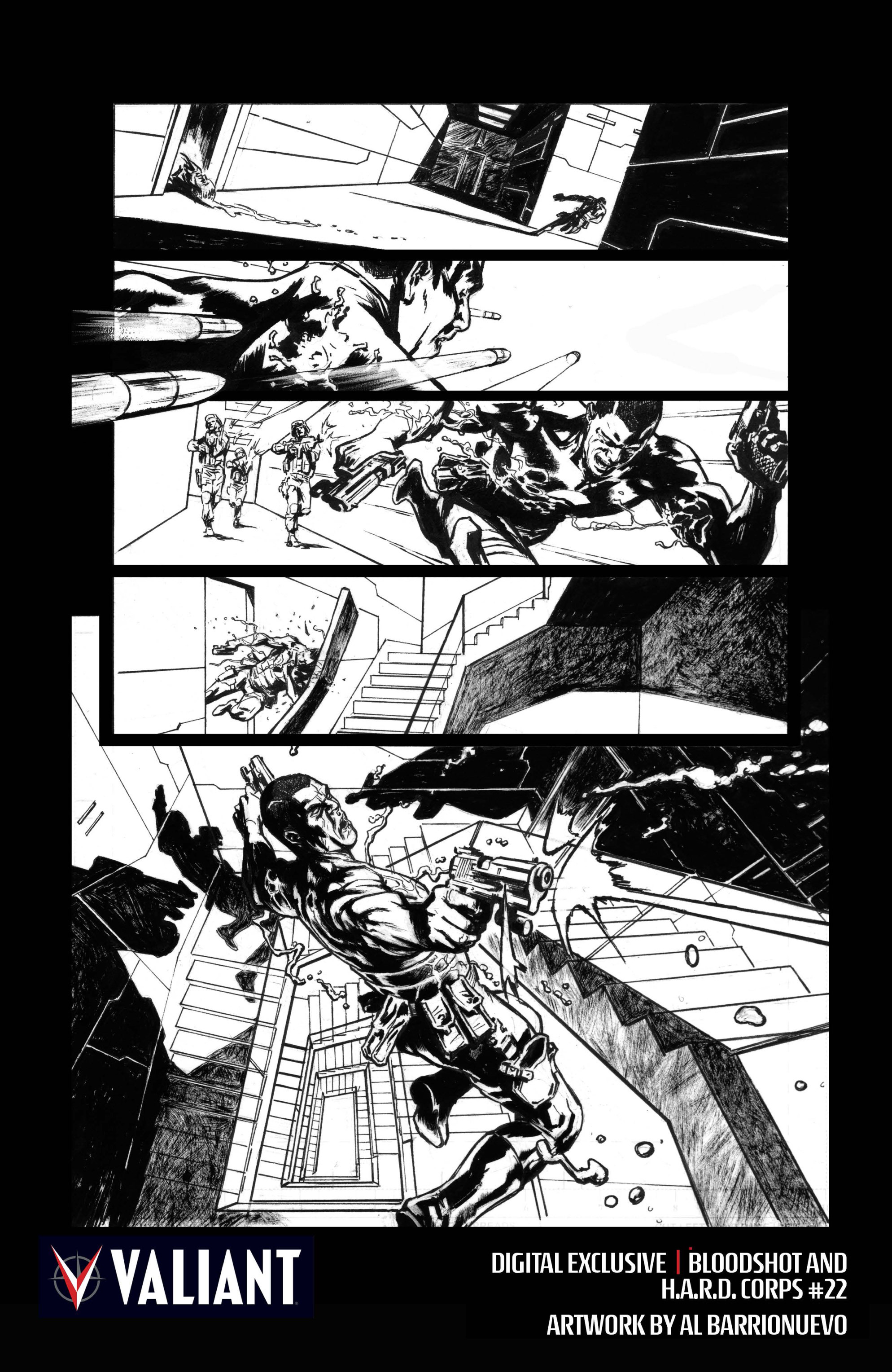 Read online Bloodshot and H.A.R.D.Corps comic -  Issue #22 - 28