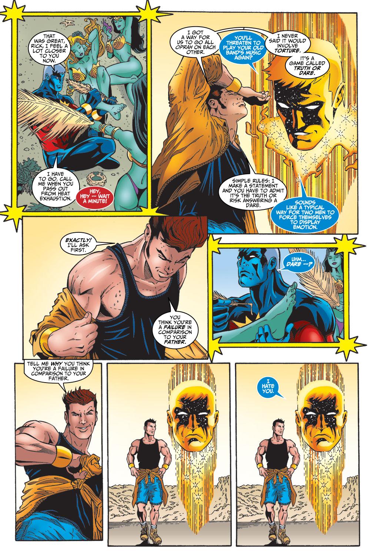 Captain Marvel (1999) Issue #14 #15 - English 5