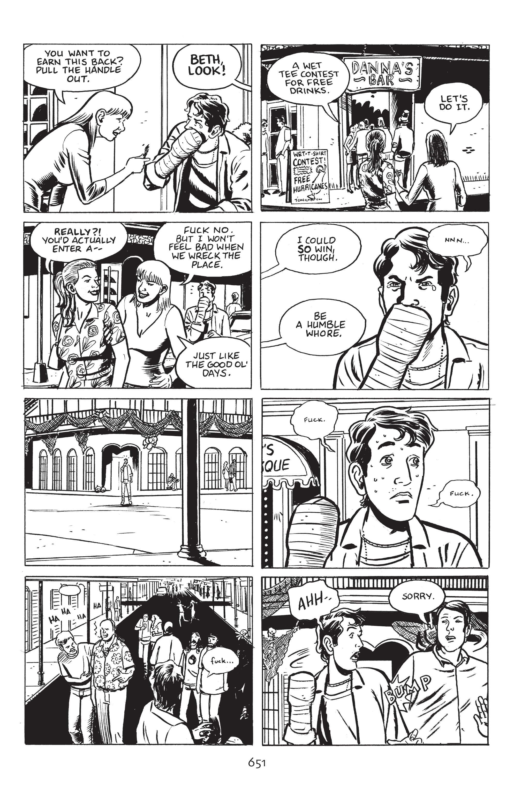 Read online Stray Bullets: Sunshine & Roses comic -  Issue #24 - 6