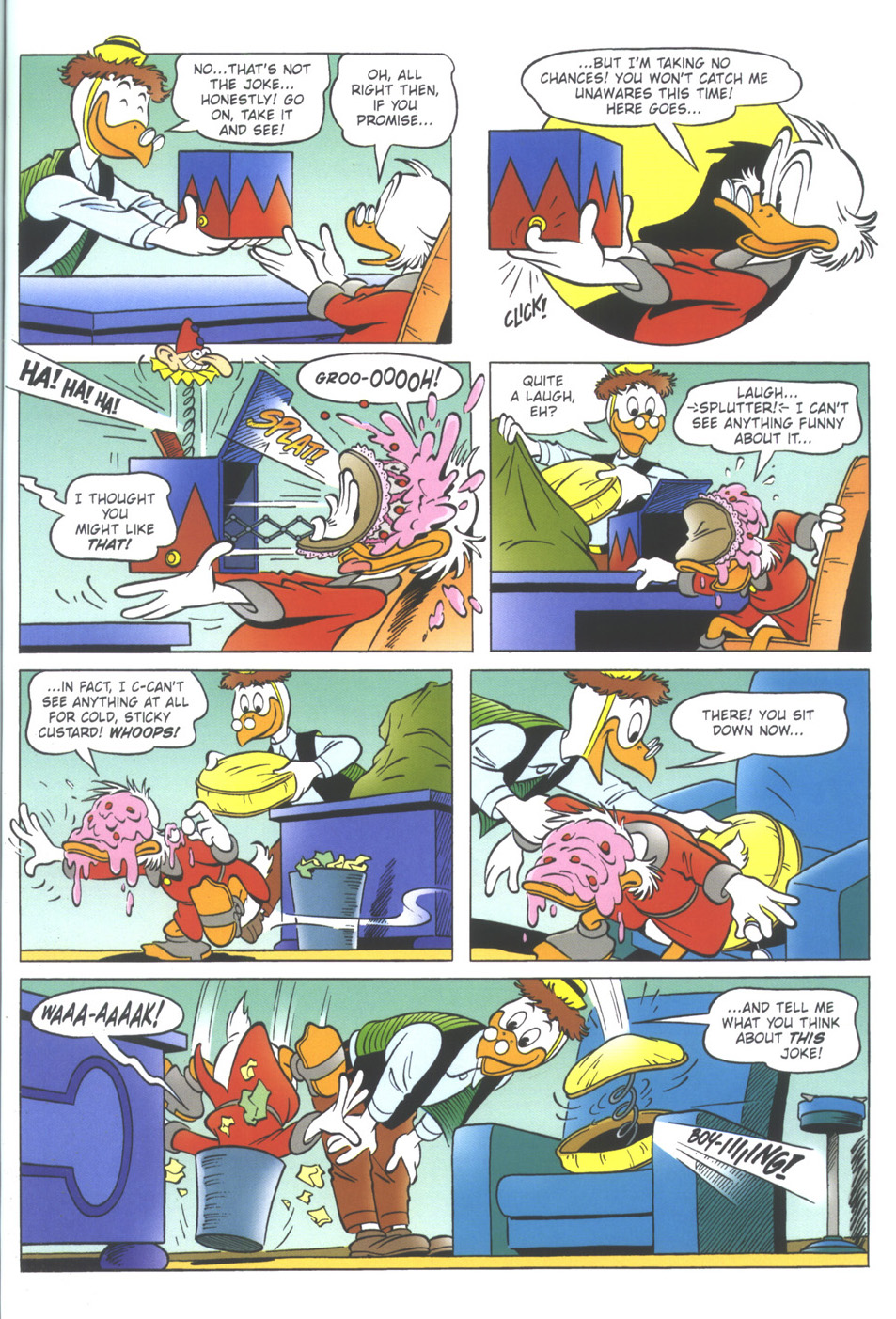 Read online Uncle Scrooge (1953) comic -  Issue #335 - 45