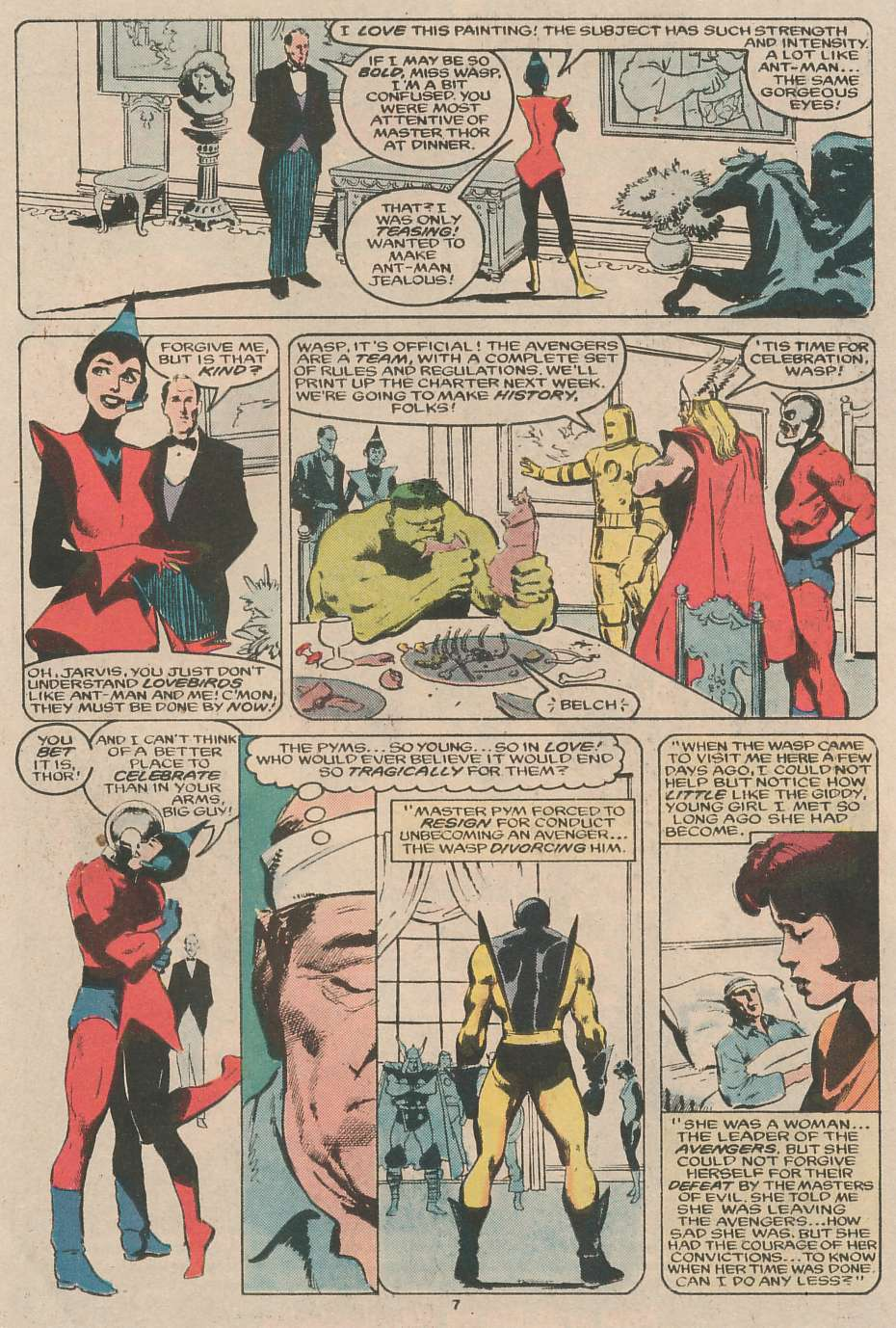 The Avengers (1963) 280 Page 7