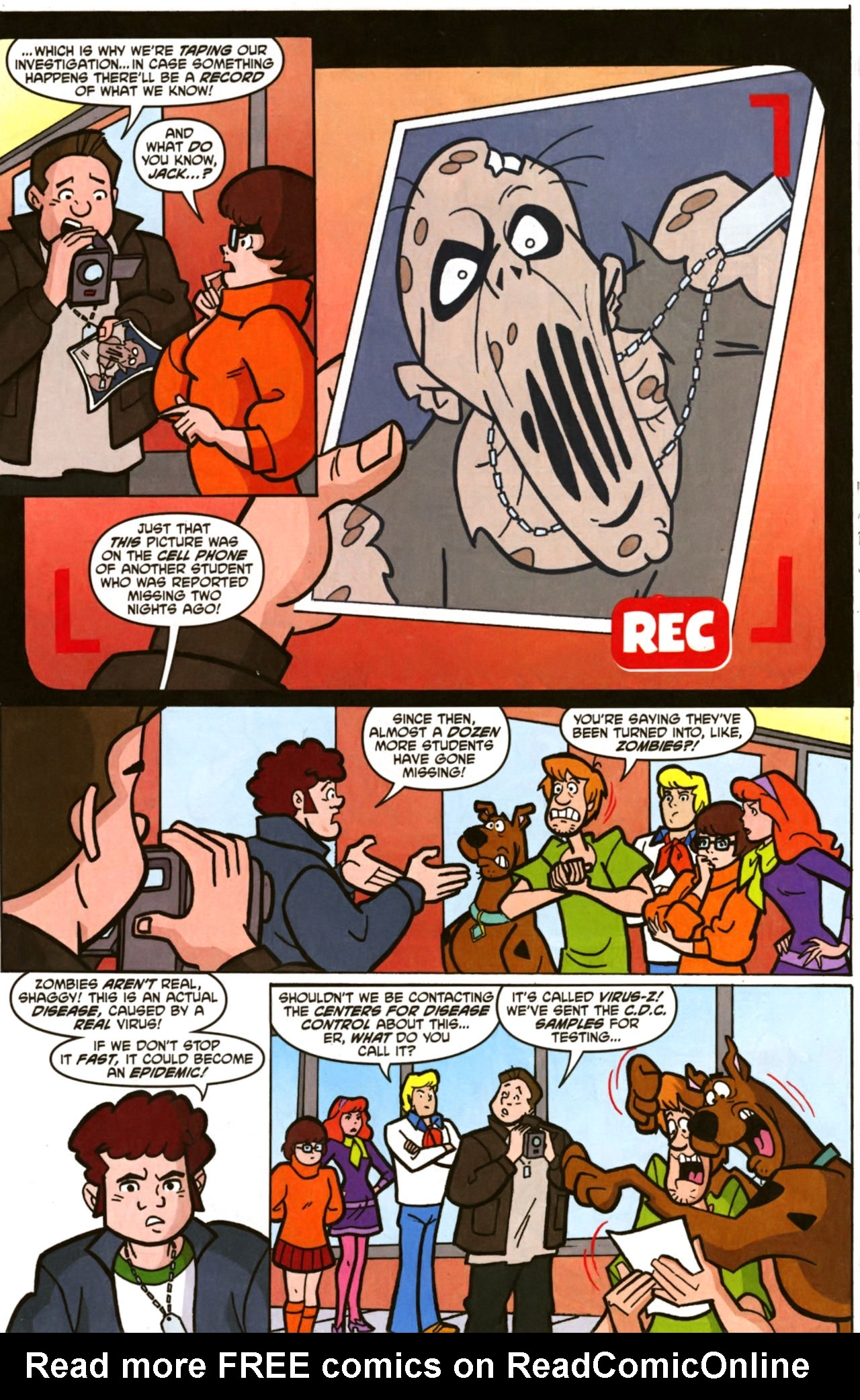 Read online Scooby-Doo (1997) comic -  Issue #157 - 4