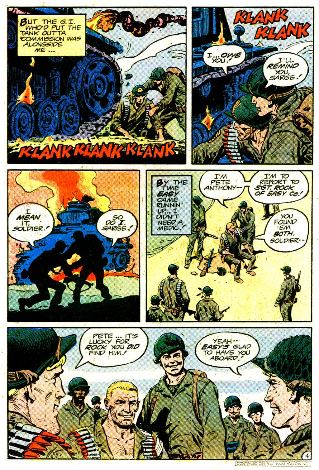 Read online Sgt. Rock comic -  Issue #364 - 5