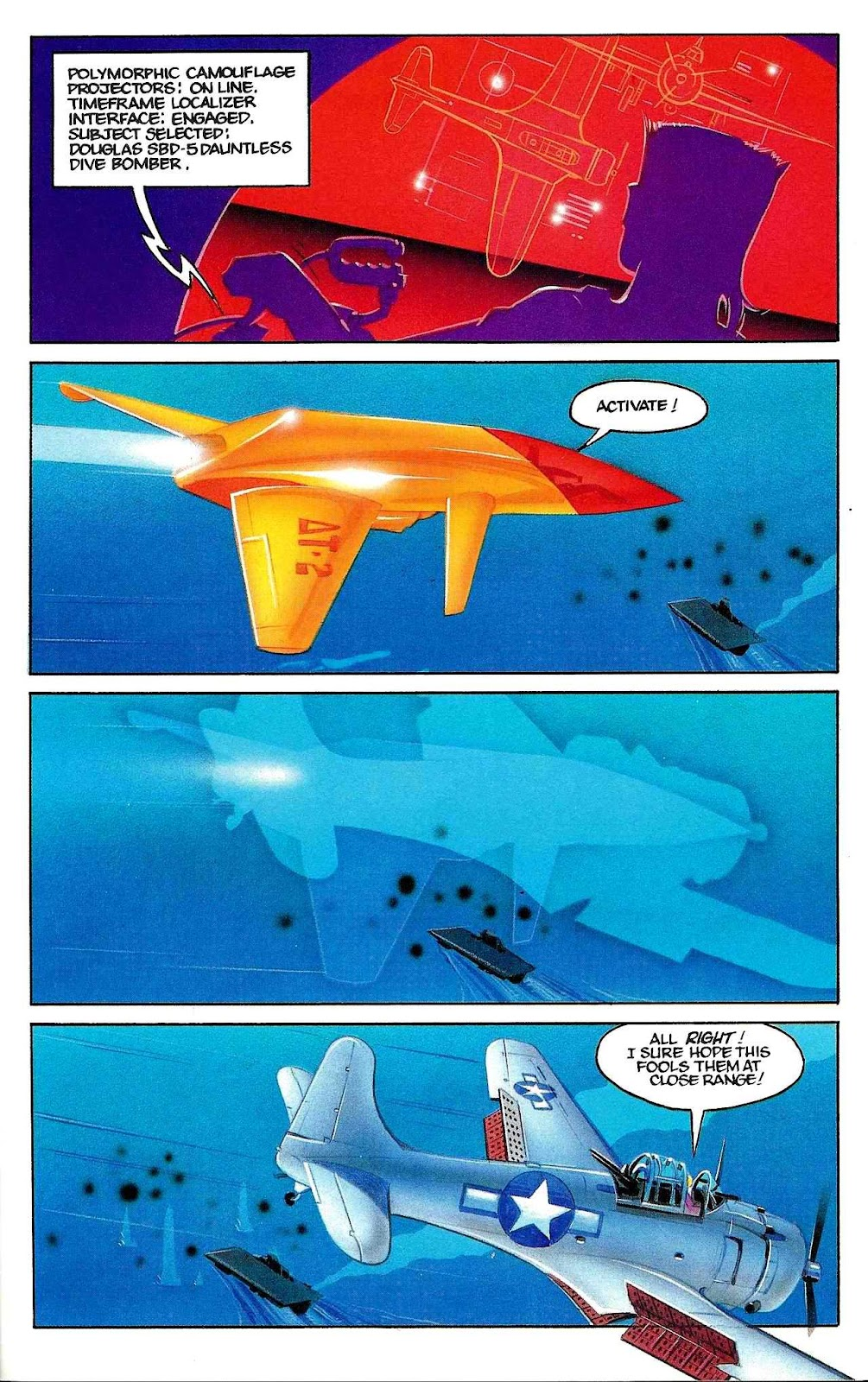 Tempus Fugitive issue 1 - Page 40