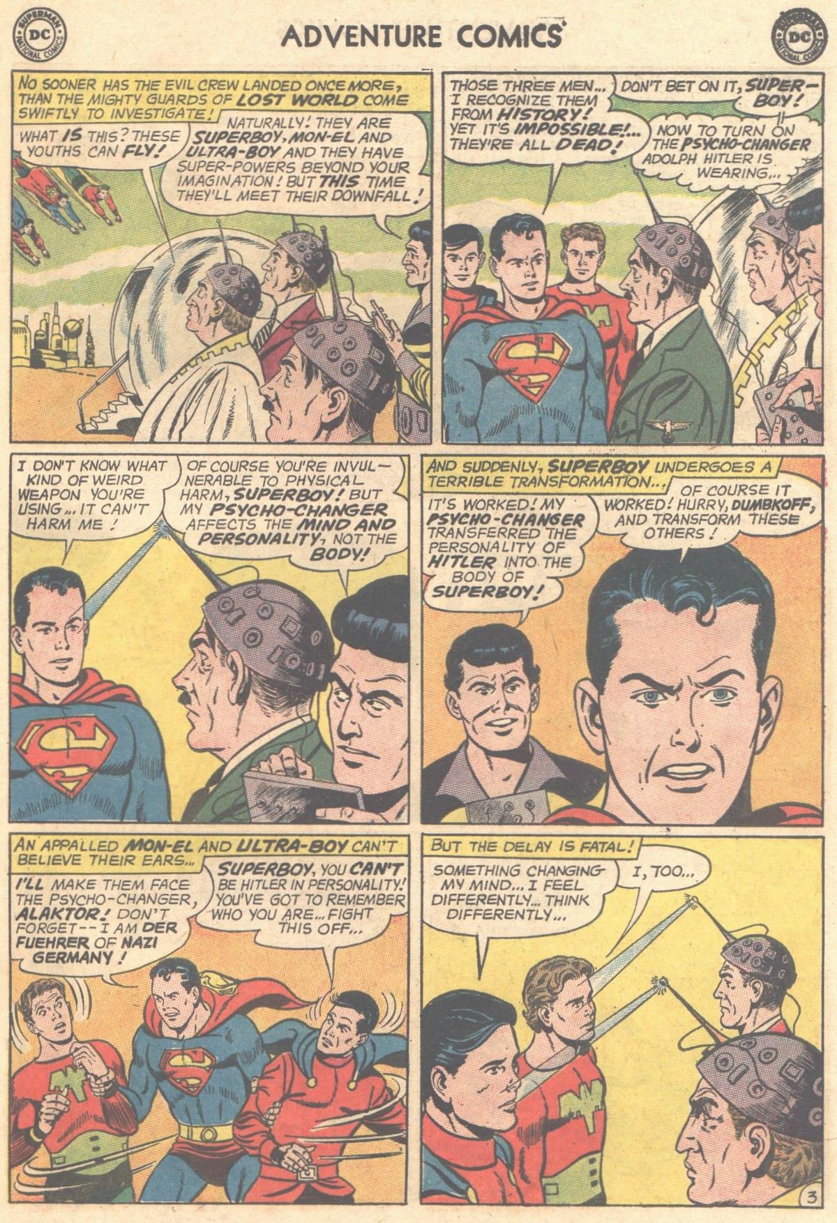 Read online Adventure Comics (1938) comic -  Issue #501 - 21