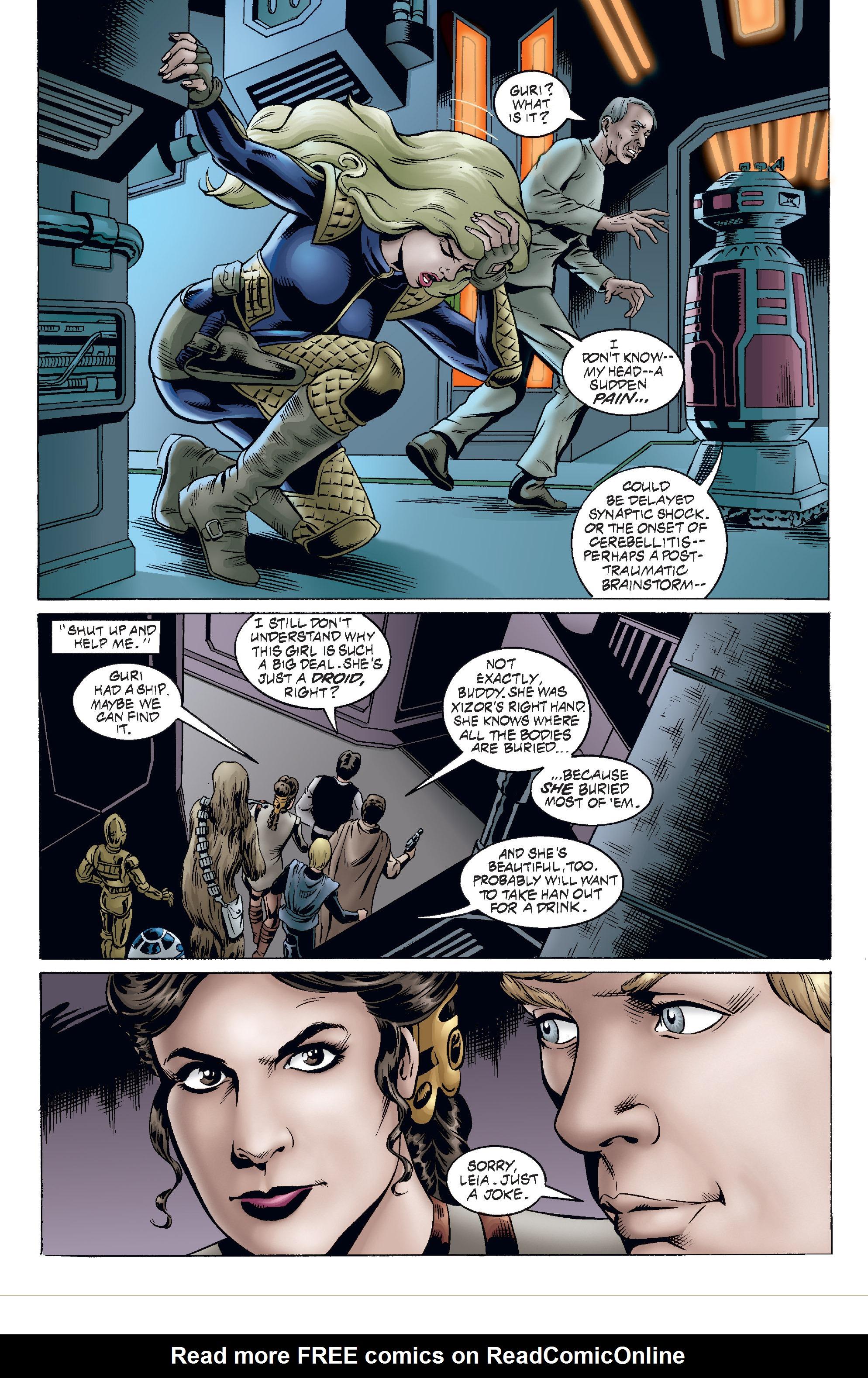 Read online Star Wars Omnibus comic -  Issue # Vol. 11 - 400