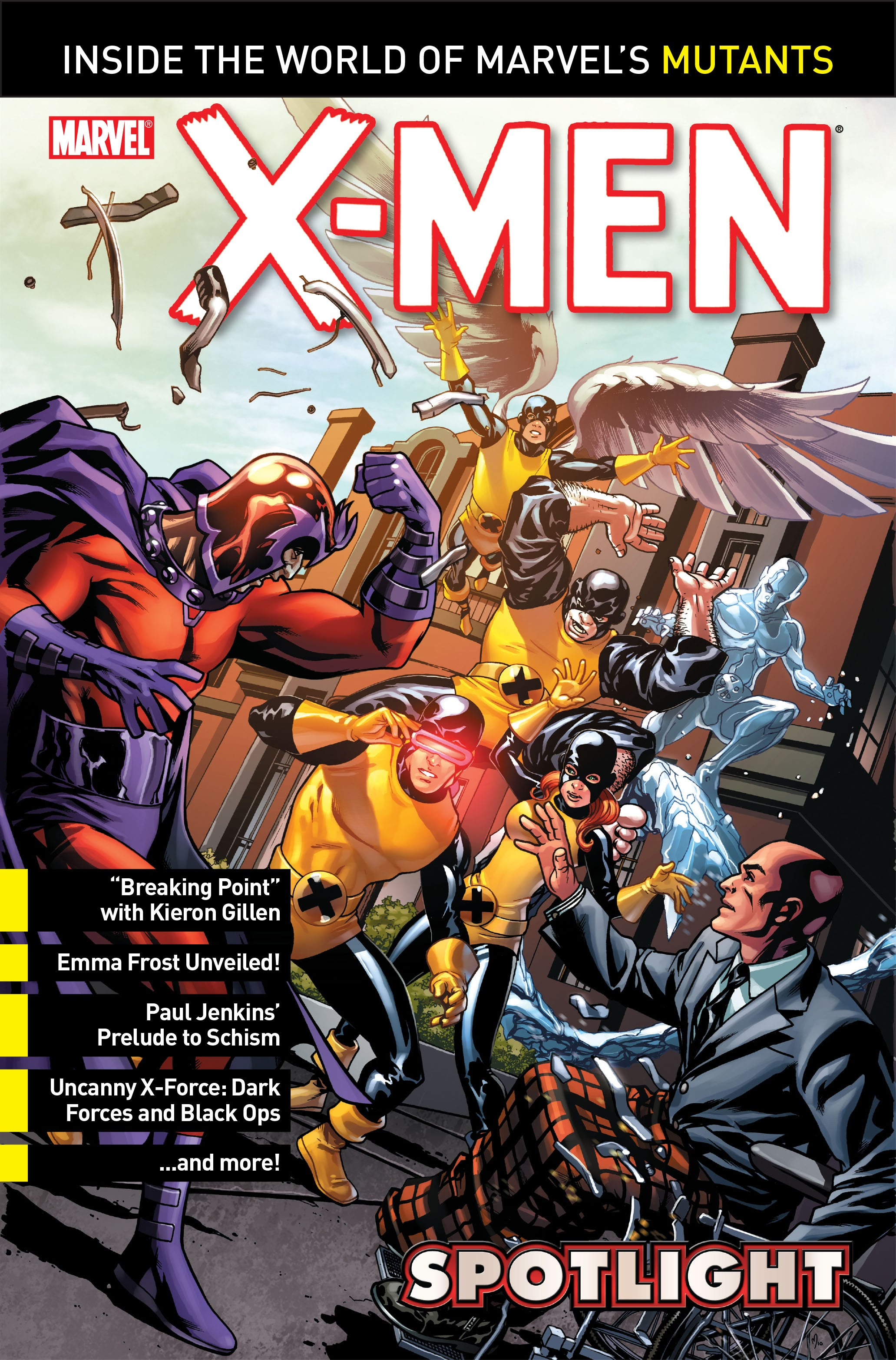 X-Men Spotlight Full Page 1