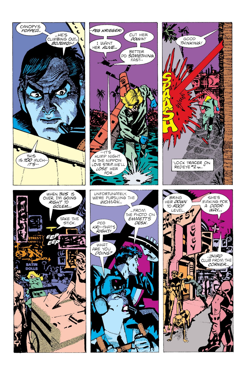 American Flagg! issue Definitive Collection (Part 2) - Page 94