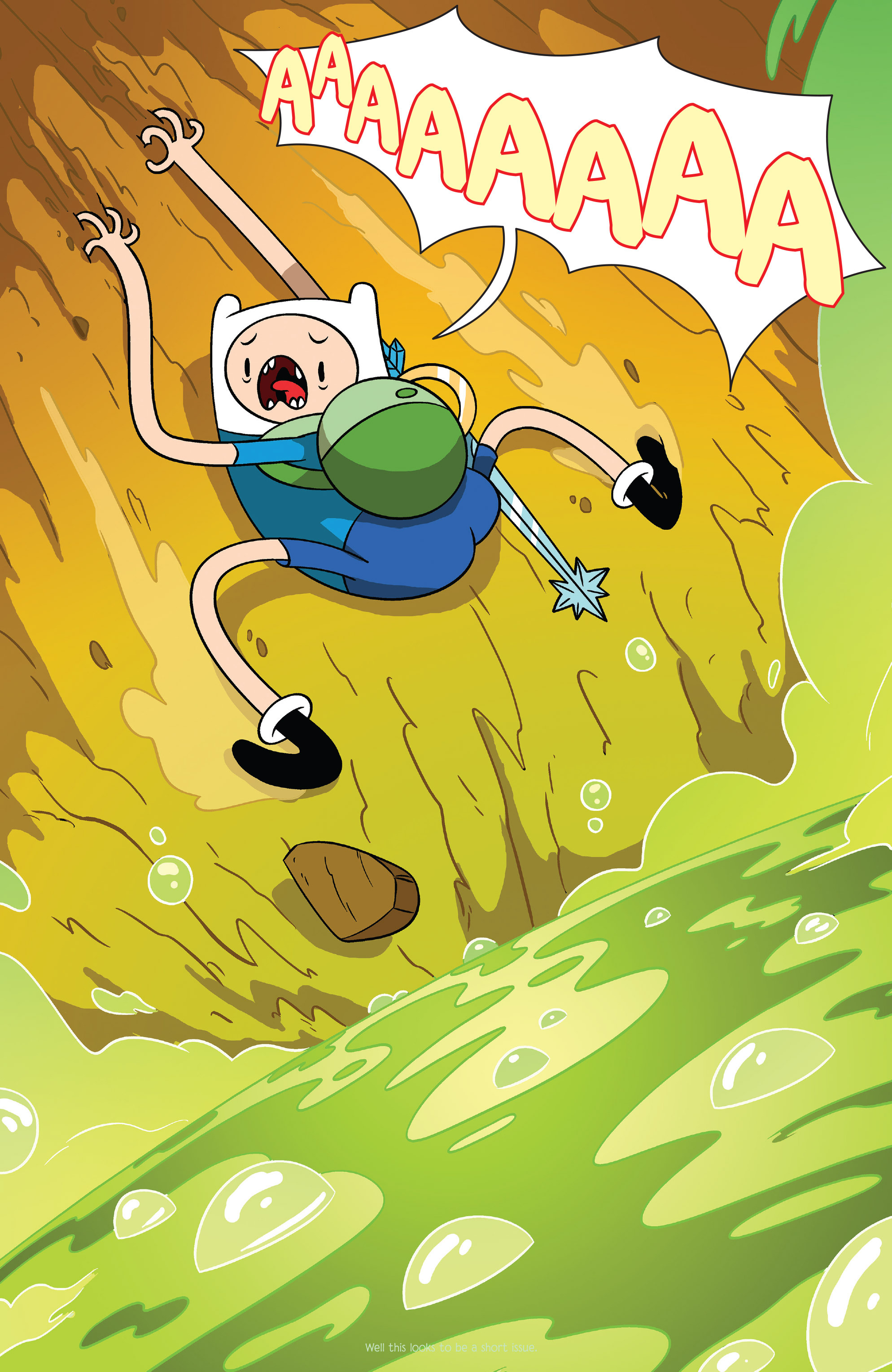Read online Adventure Time comic -  Issue #38 - 3