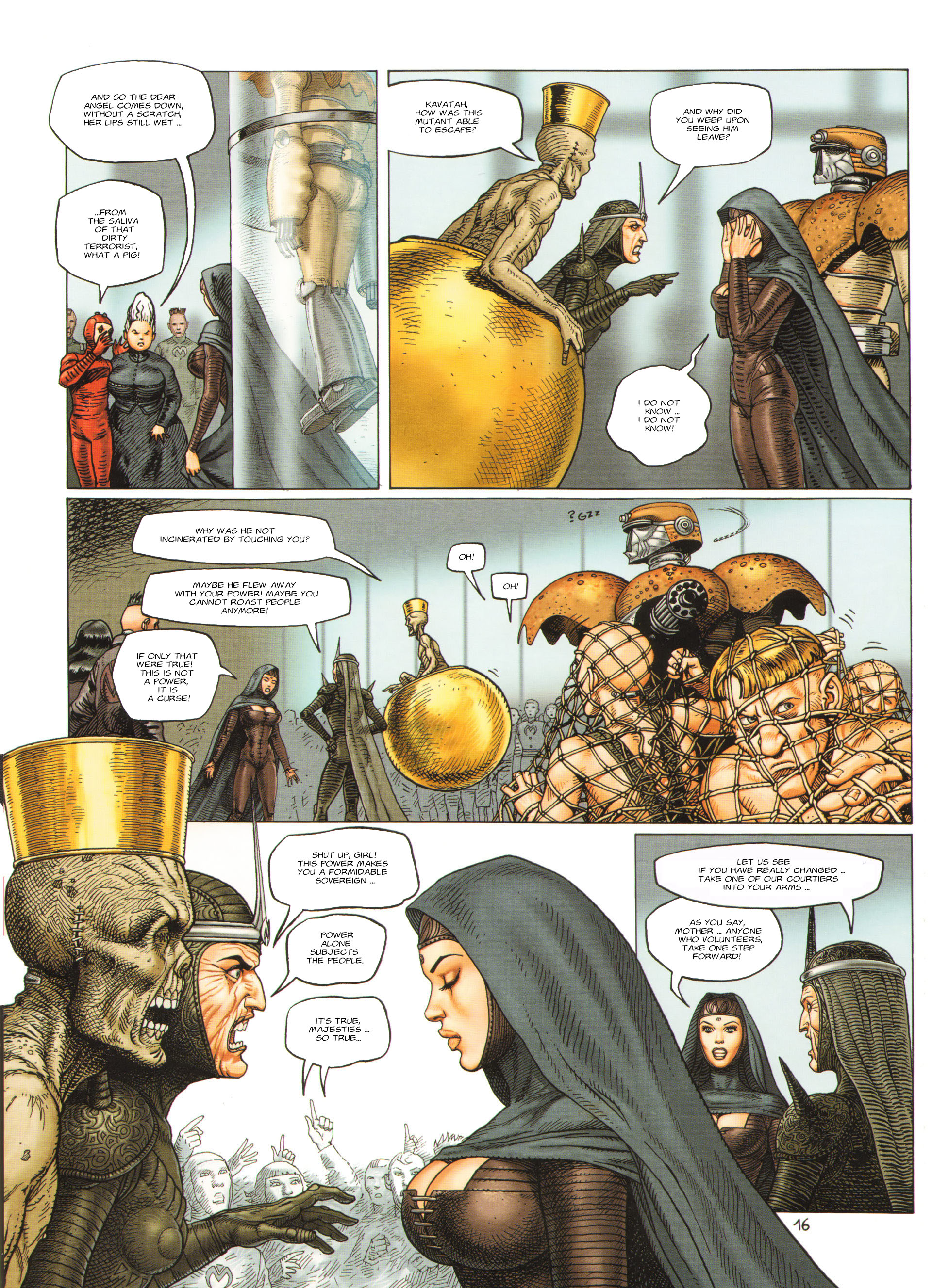 Read online Megalex (2014) comic -  Issue #3 - 19
