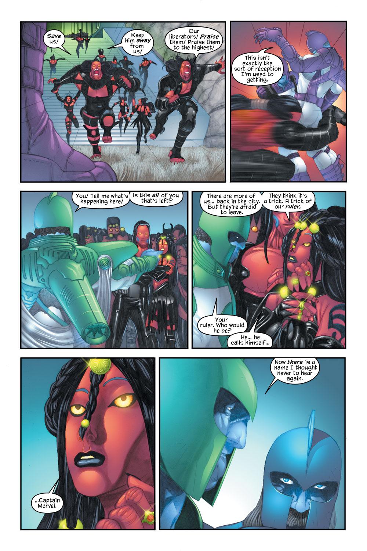 Captain Marvel (2002) Issue #3 #3 - English 16