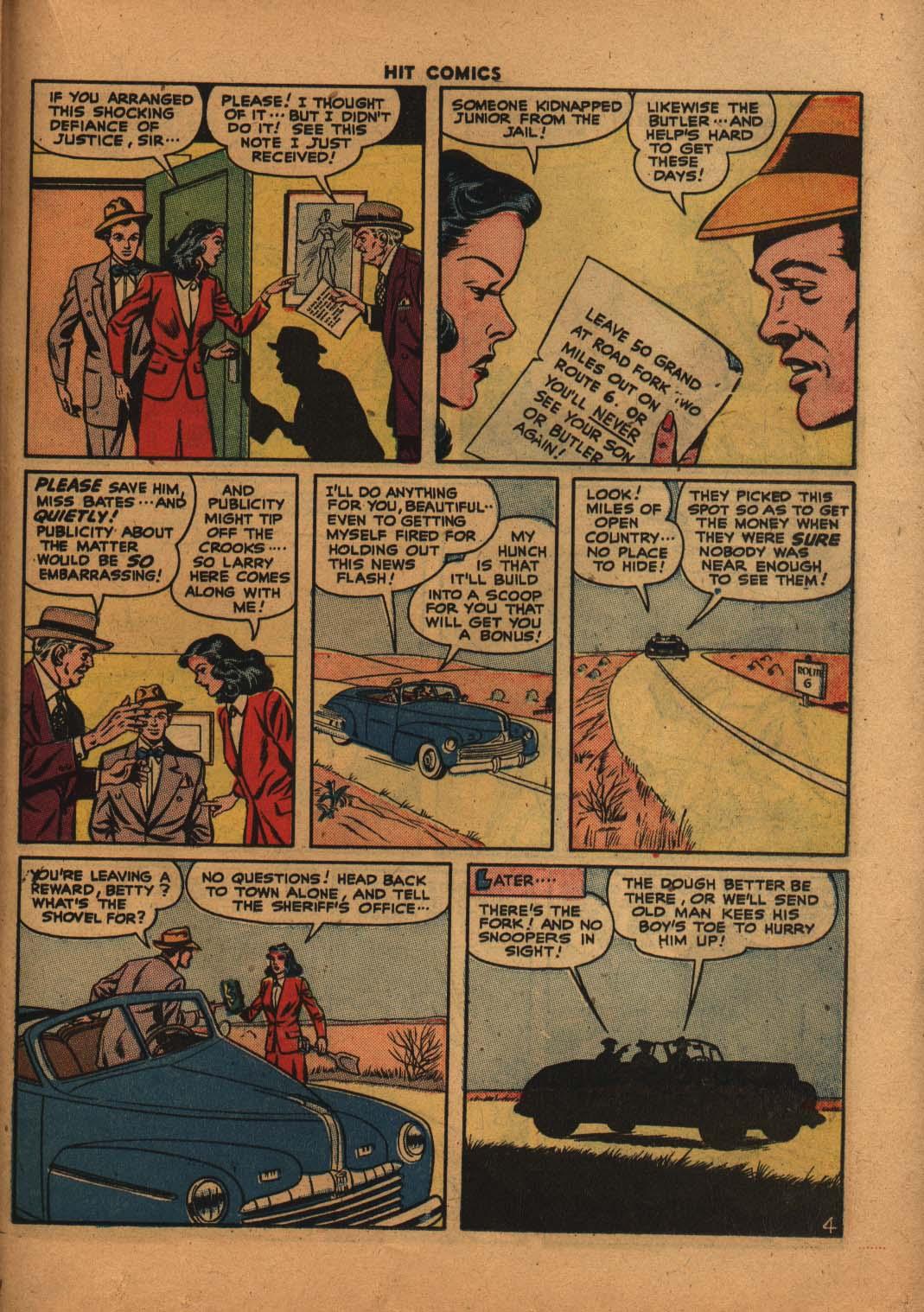 Read online Hit Comics comic -  Issue #47 - 28