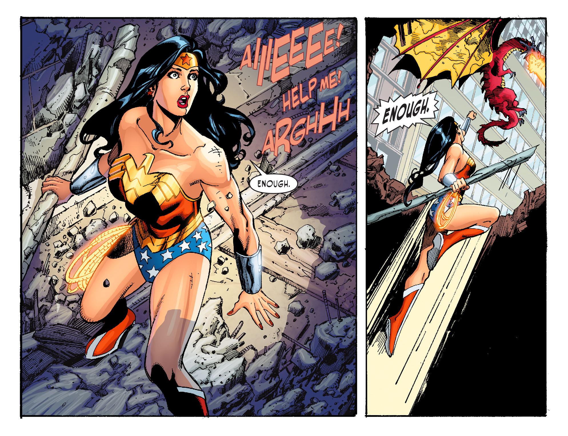 Read online Sensation Comics Featuring Wonder Woman comic -  Issue #28 - 18
